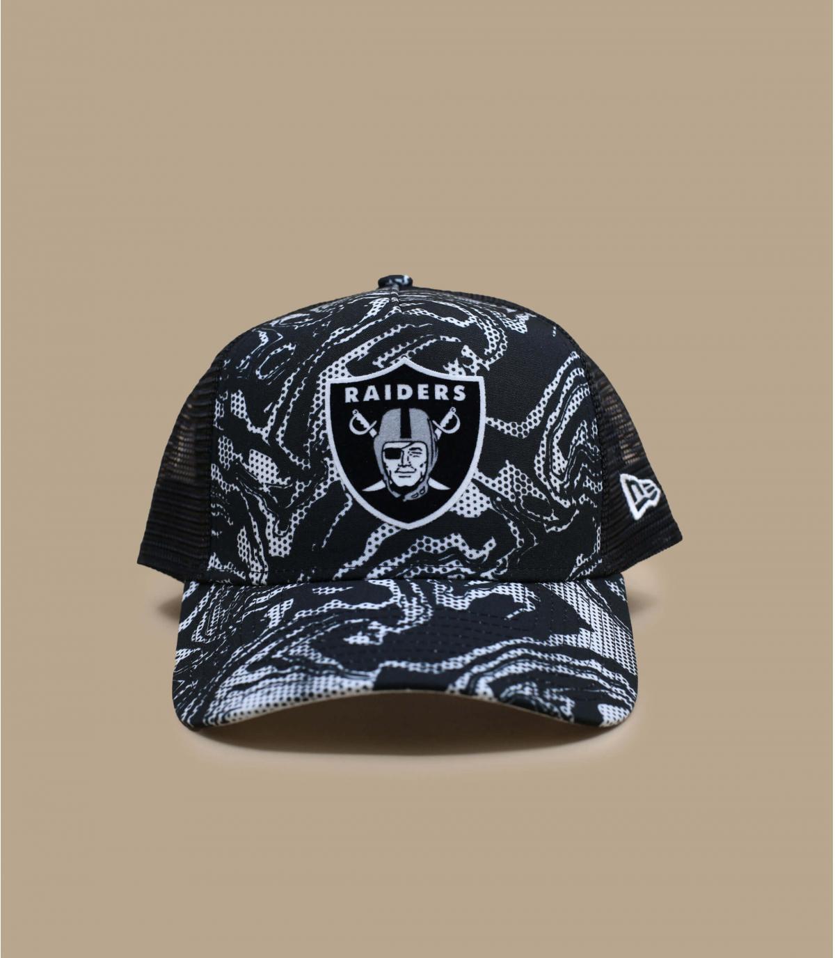 trucker camuflaje Raiders