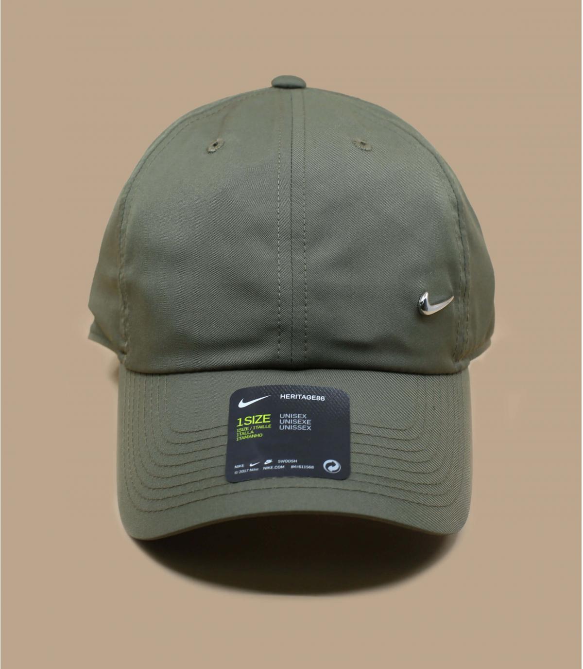 gorra Nike verde