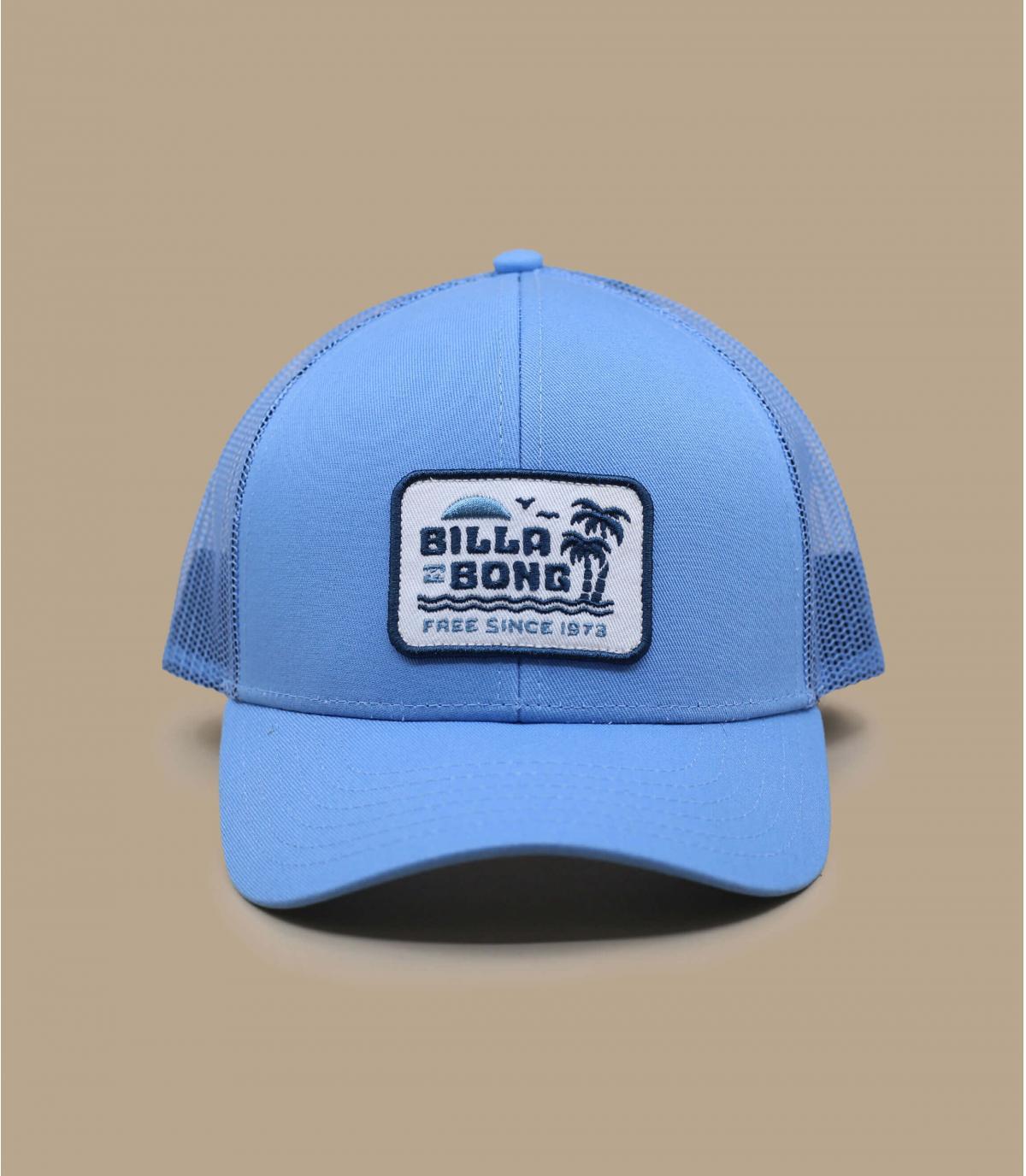 trucker Billabong niño azul