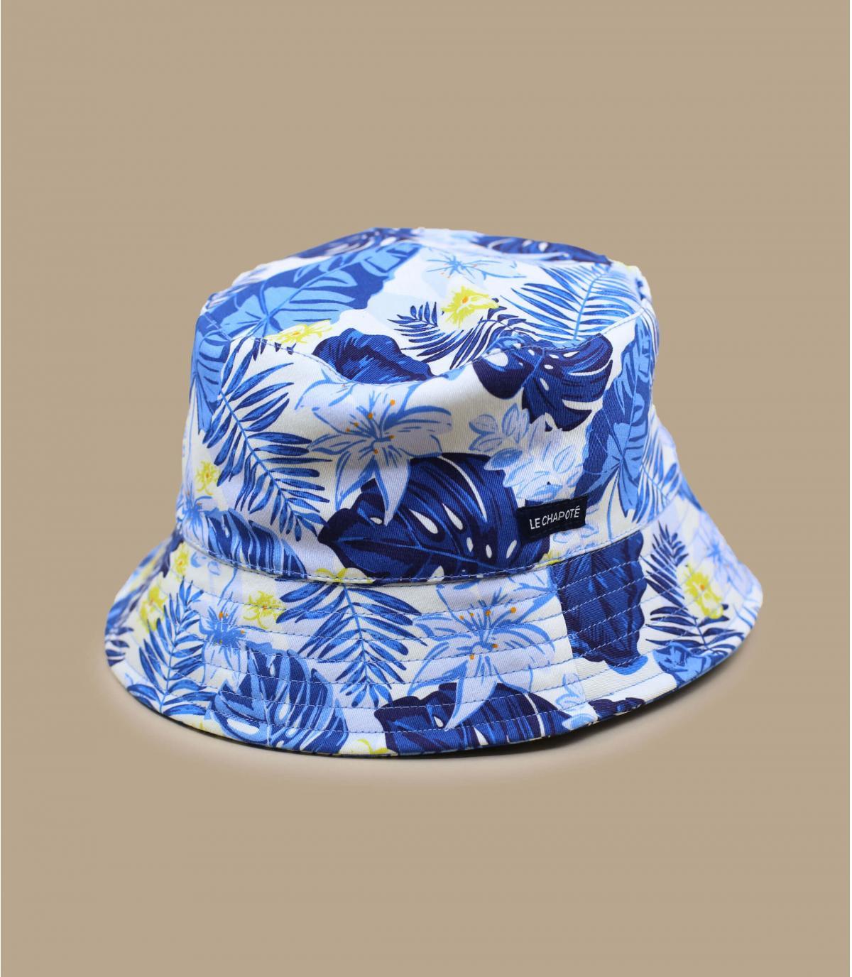 Gorro jungle azul