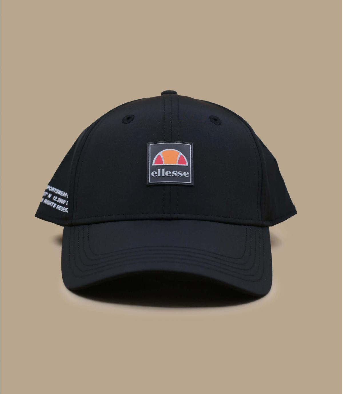gorra Ellesse negra