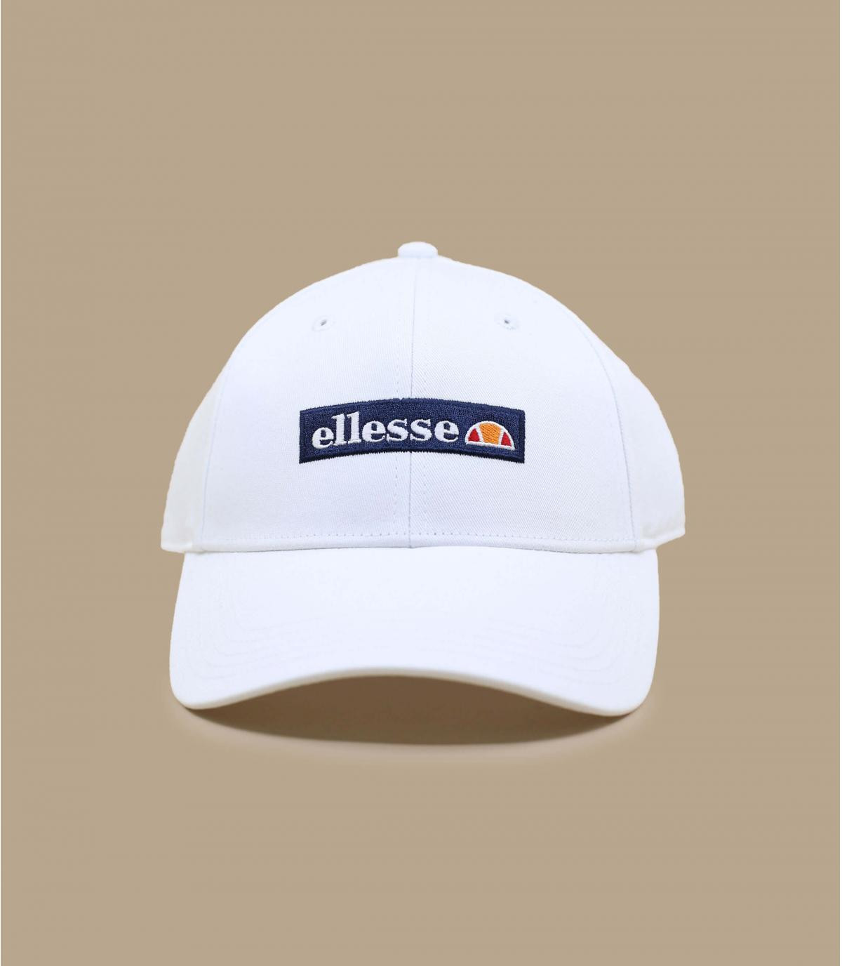 gorra Ellesse blanca