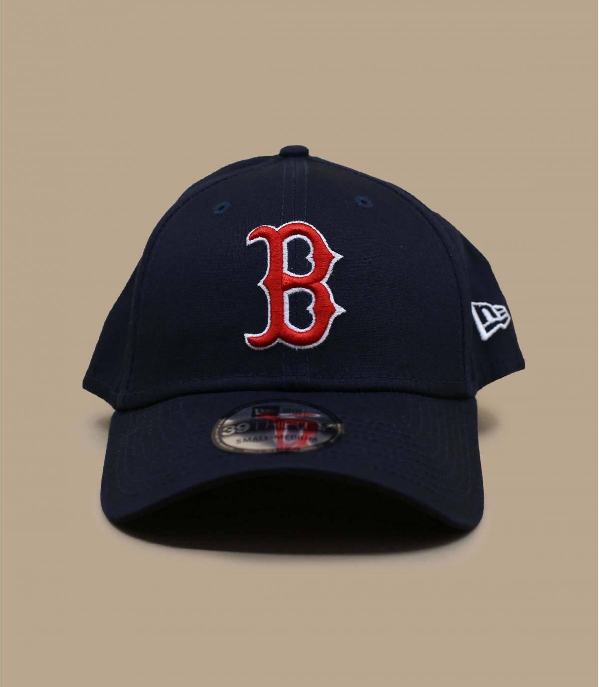 gorra B azul marino