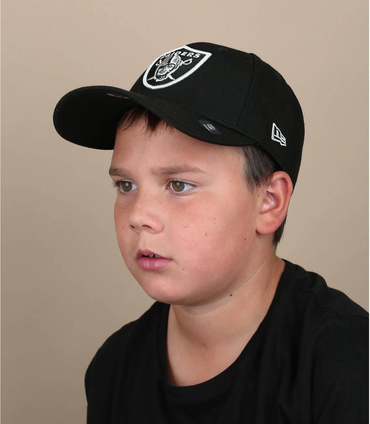 gorra niño Raiders