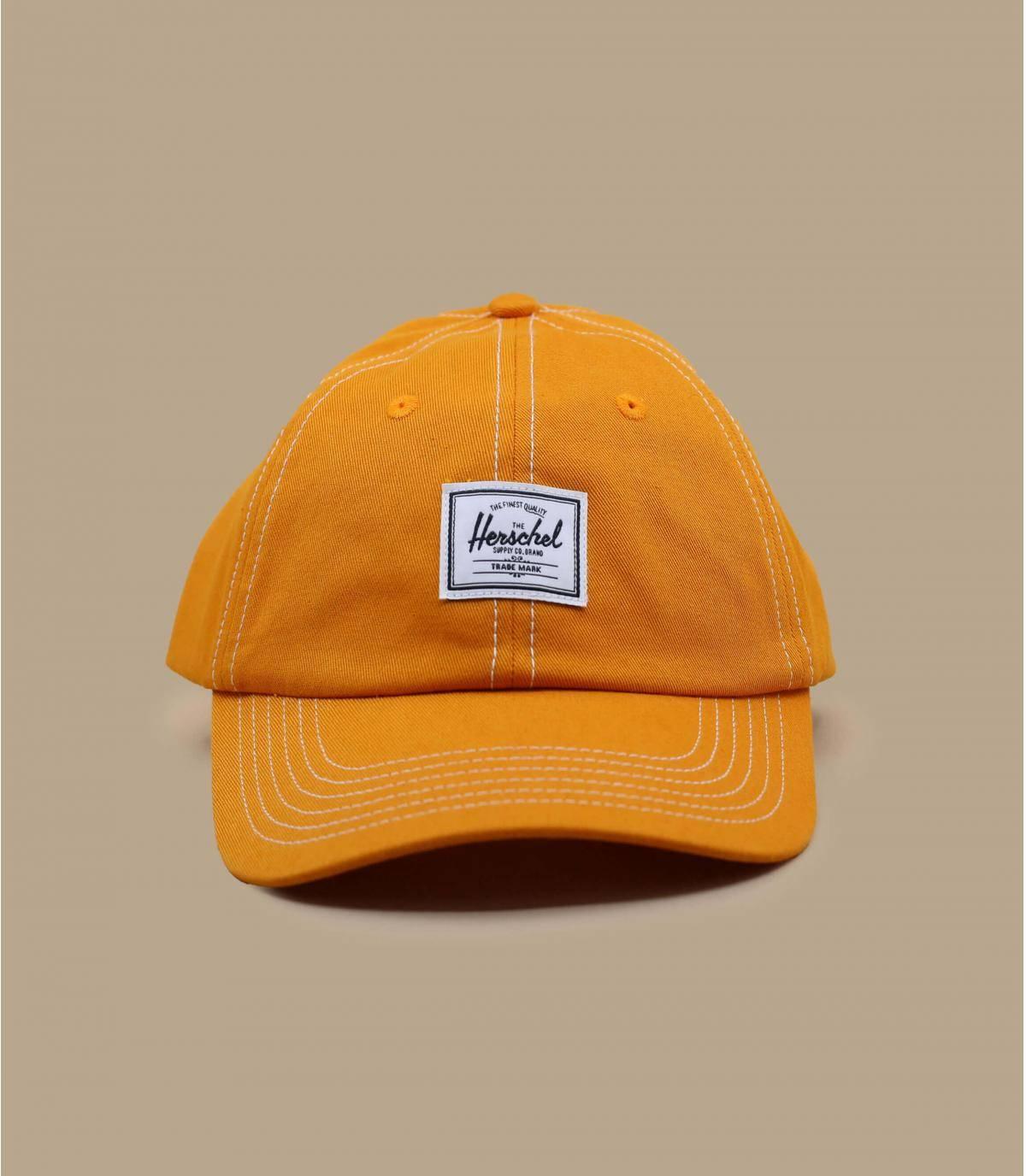 Gorra Herschel amarilla