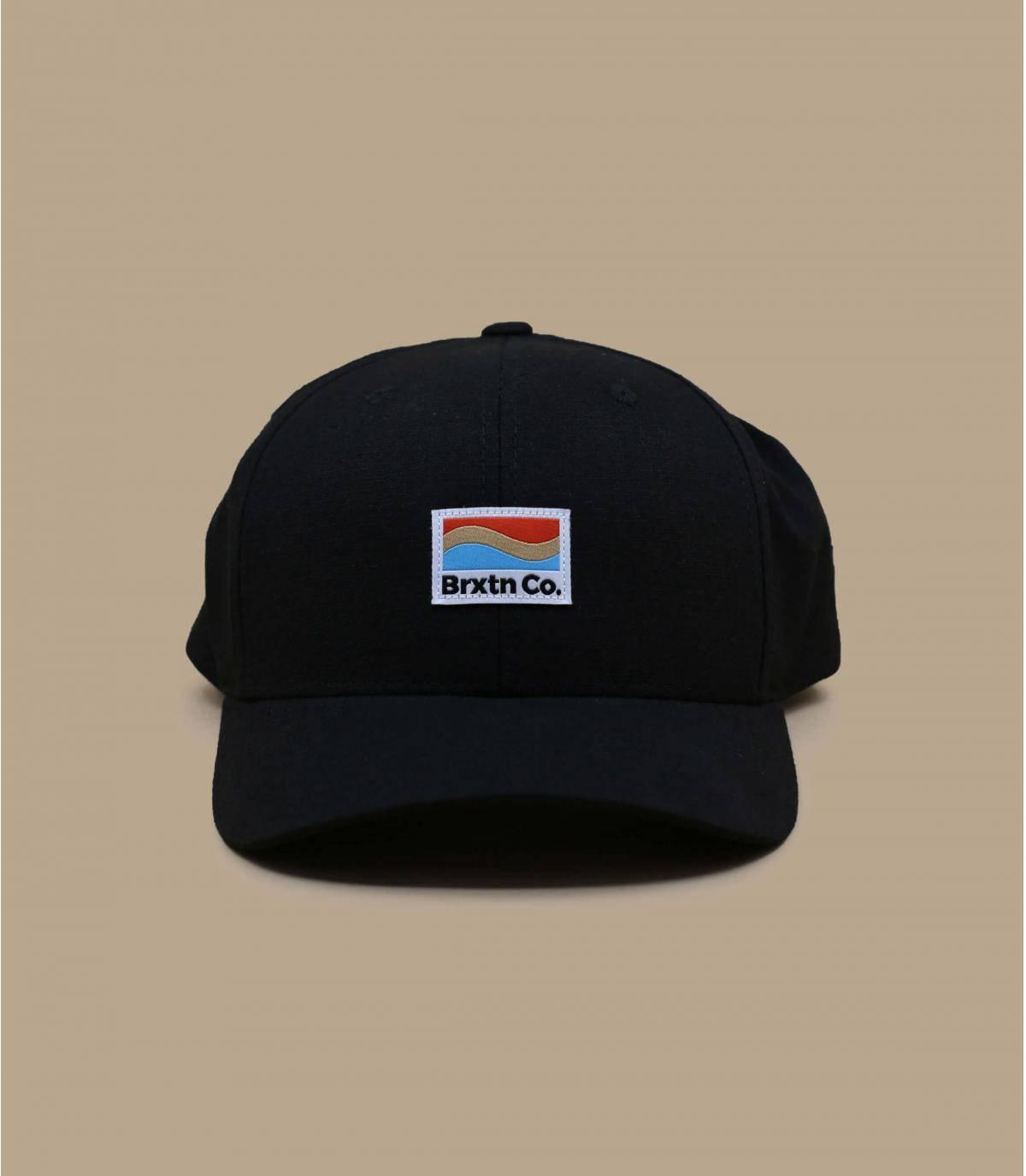 Gorra Brixton negra