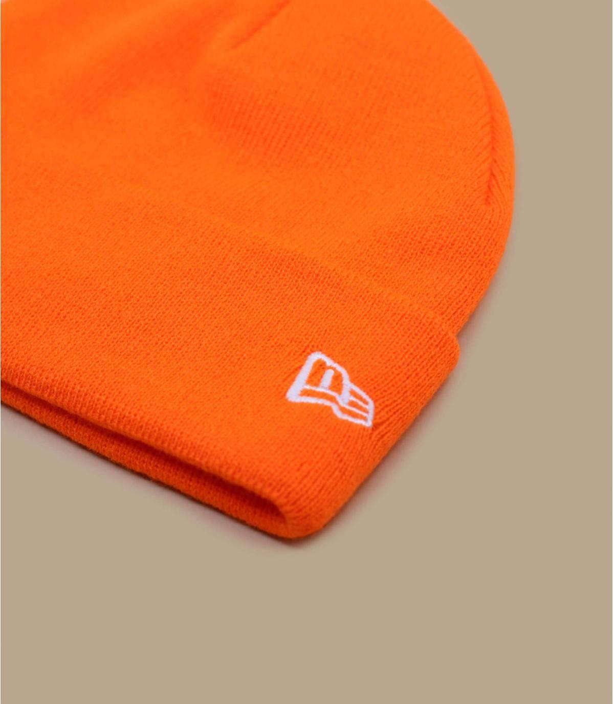 Detalles Pop Short Cuff orange imagen 3