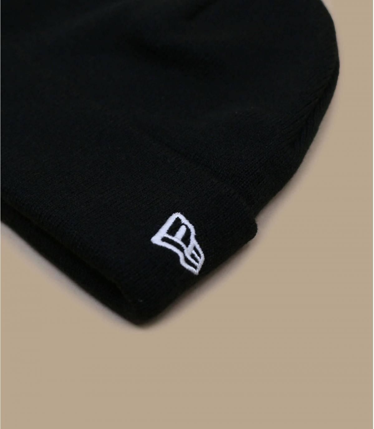 Detalles Pop Short Cuff black imagen 3