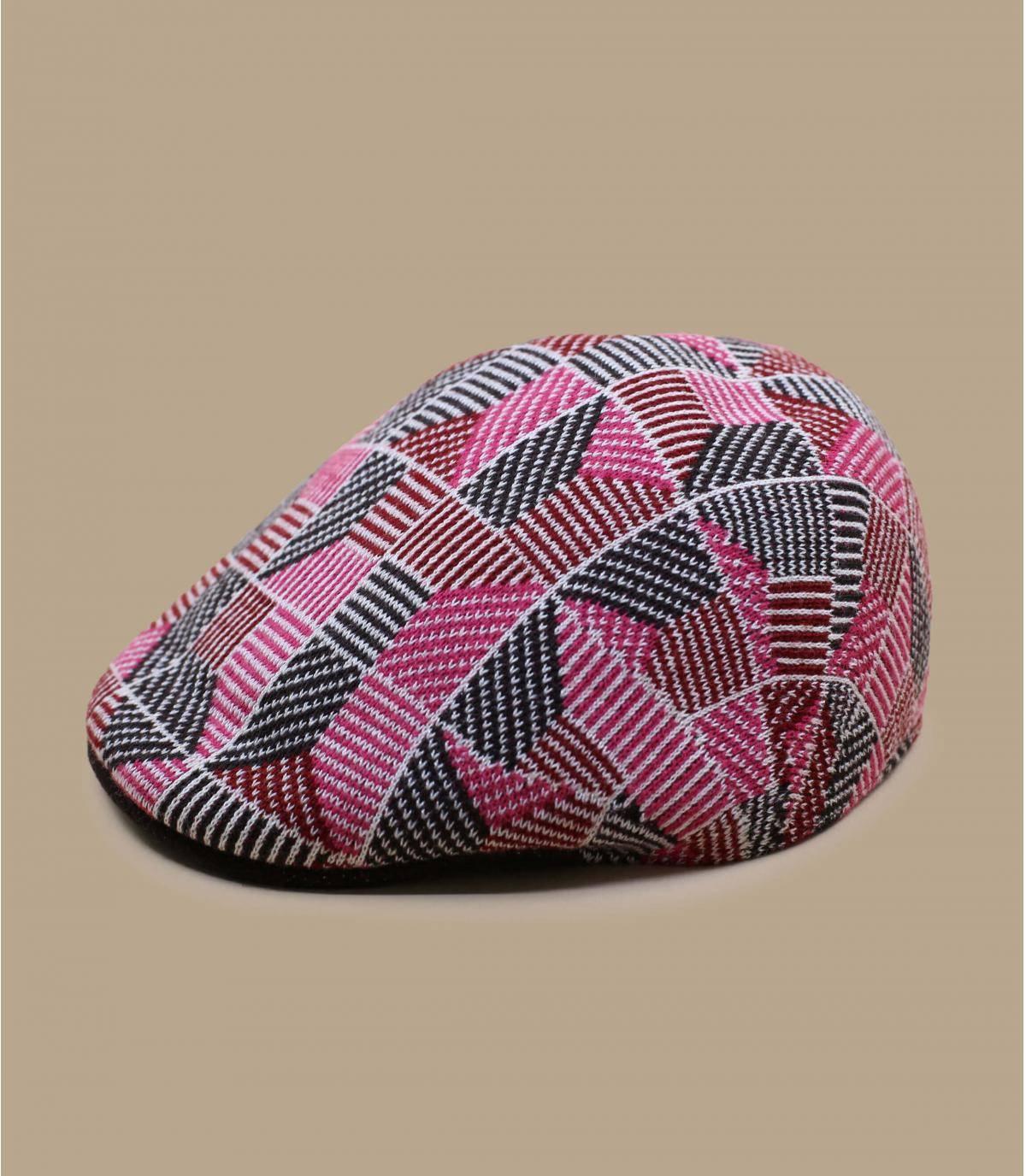 Detalles 507 Tiled electric pink imagen 2
