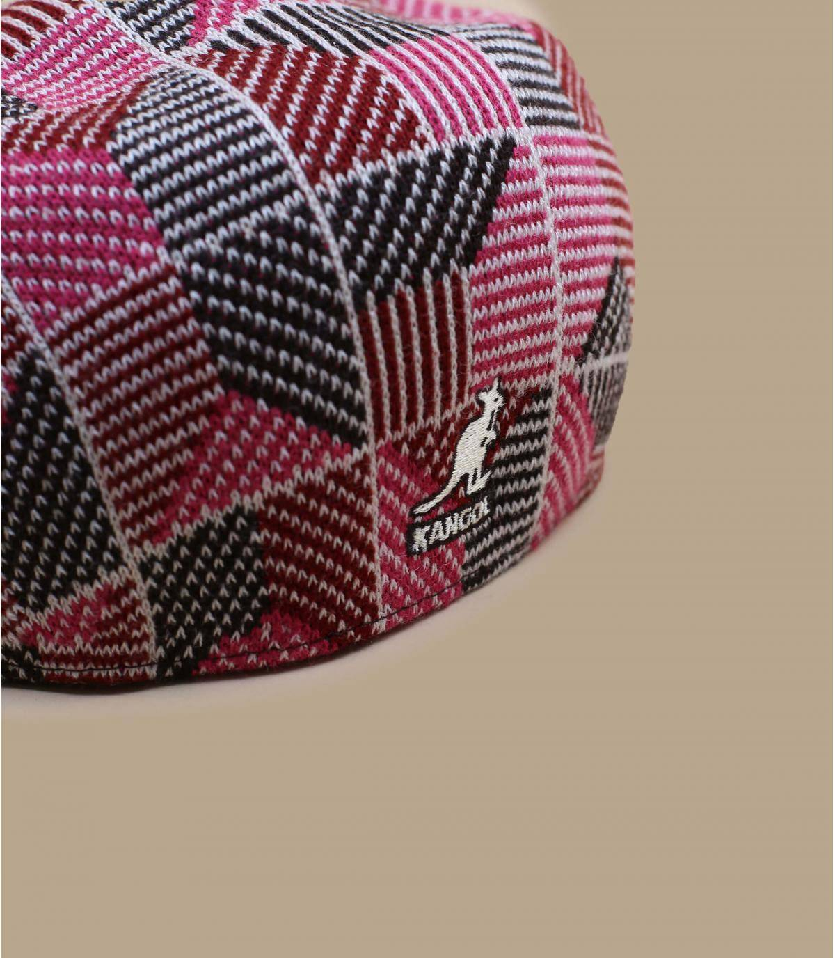 Detalles 507 Tiled electric pink imagen 3