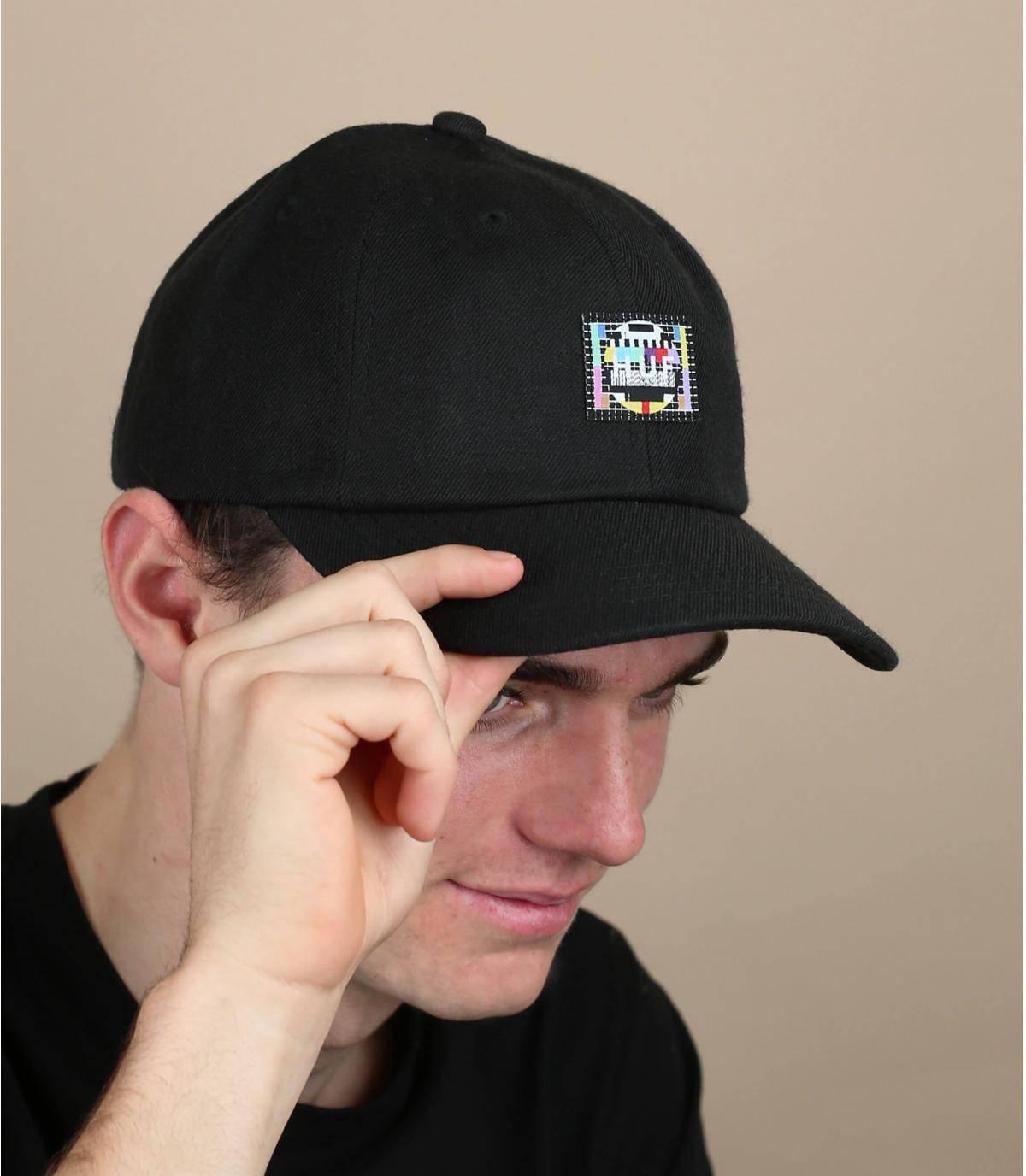 Gorra Huf negra