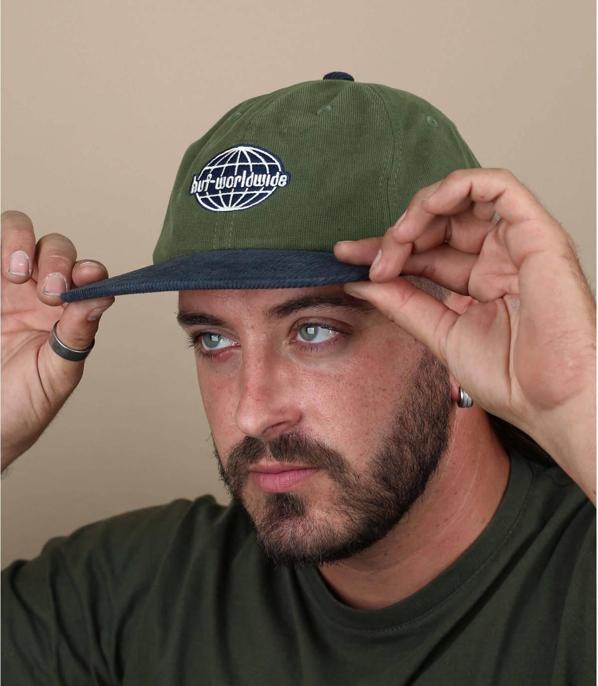 Gorra pana Huf