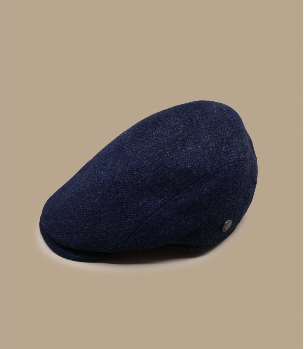 boina lana azul