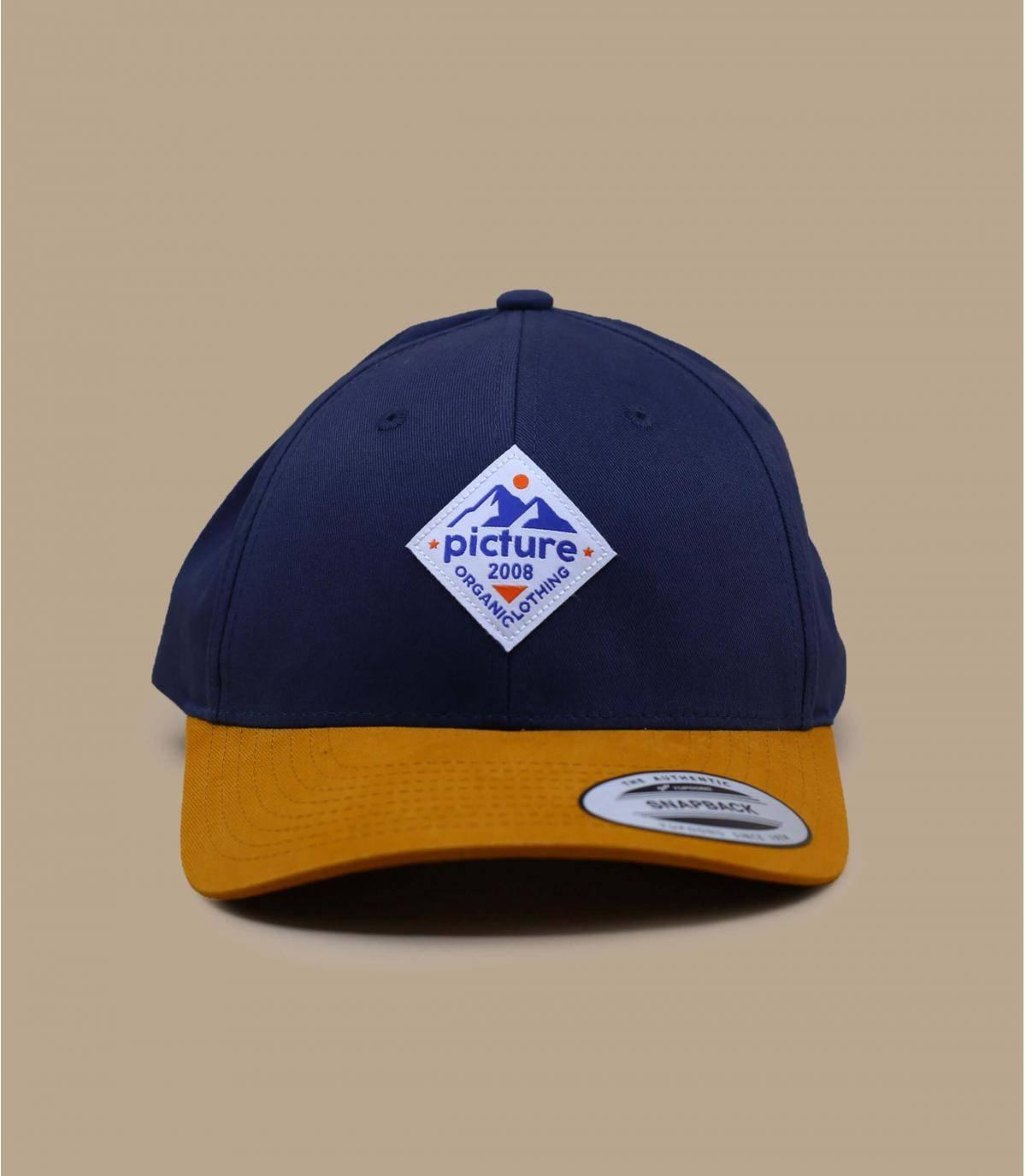 Gorra Picture azul