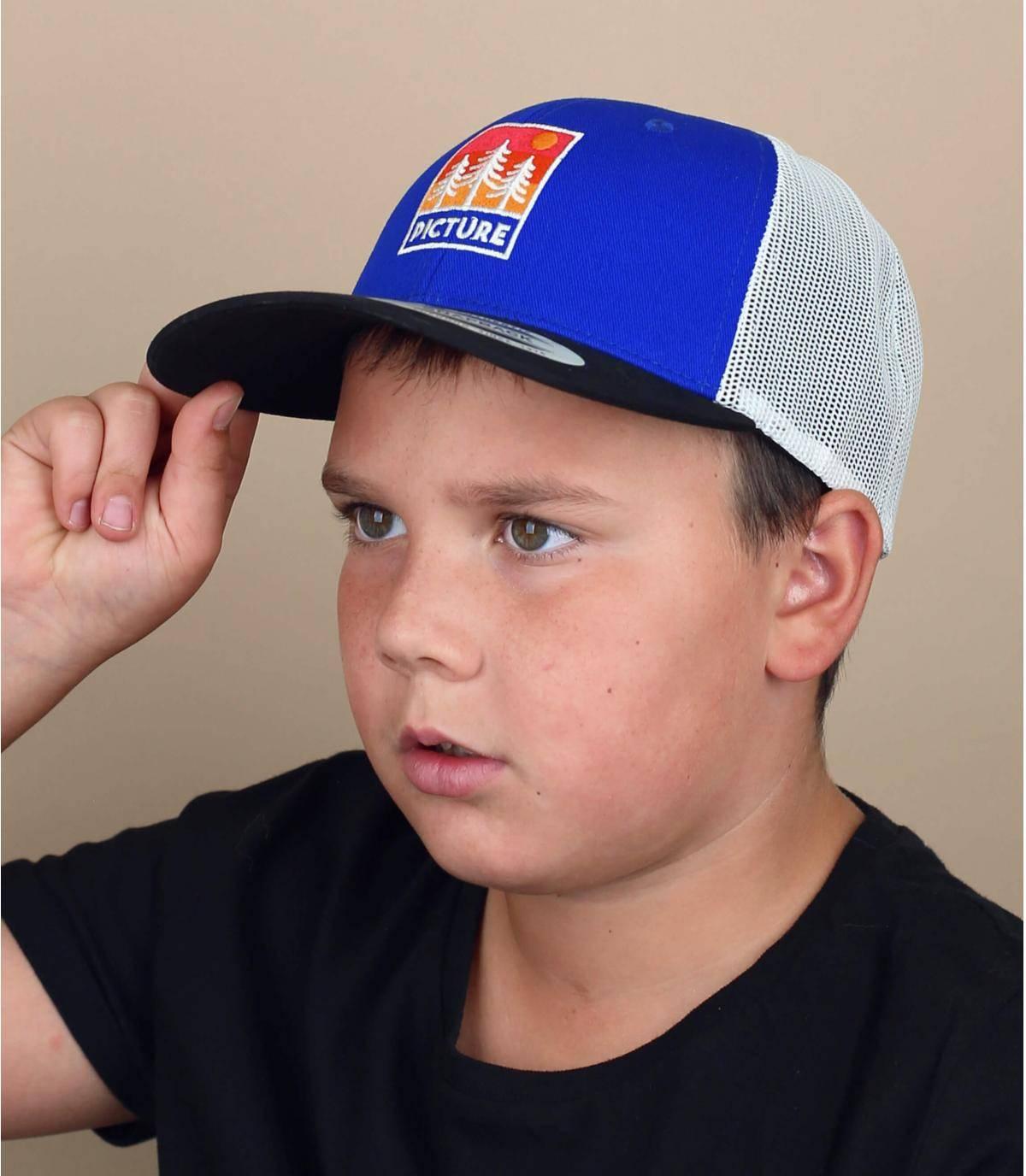 trucker niño Picture