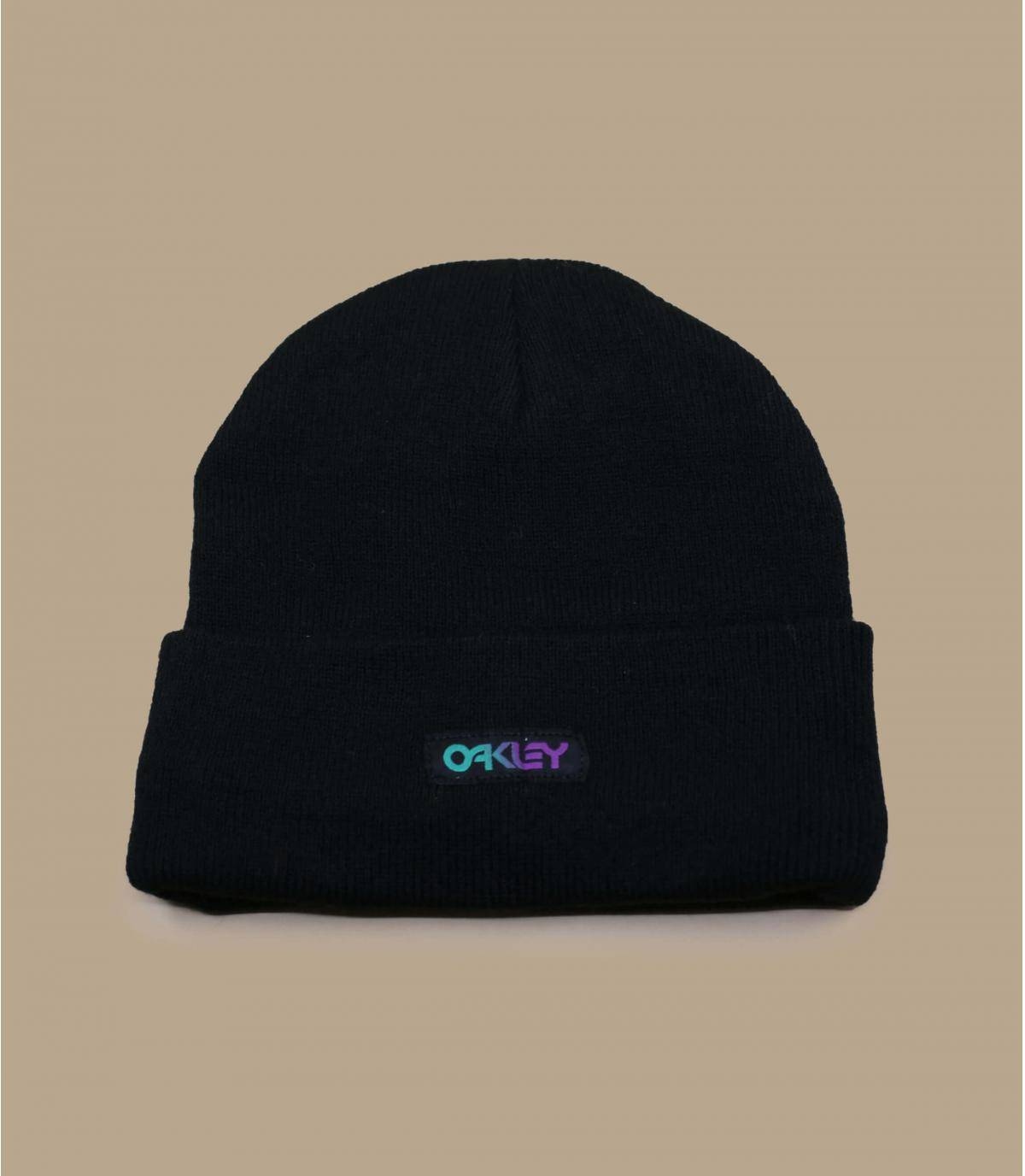 Gorro negro Oakley