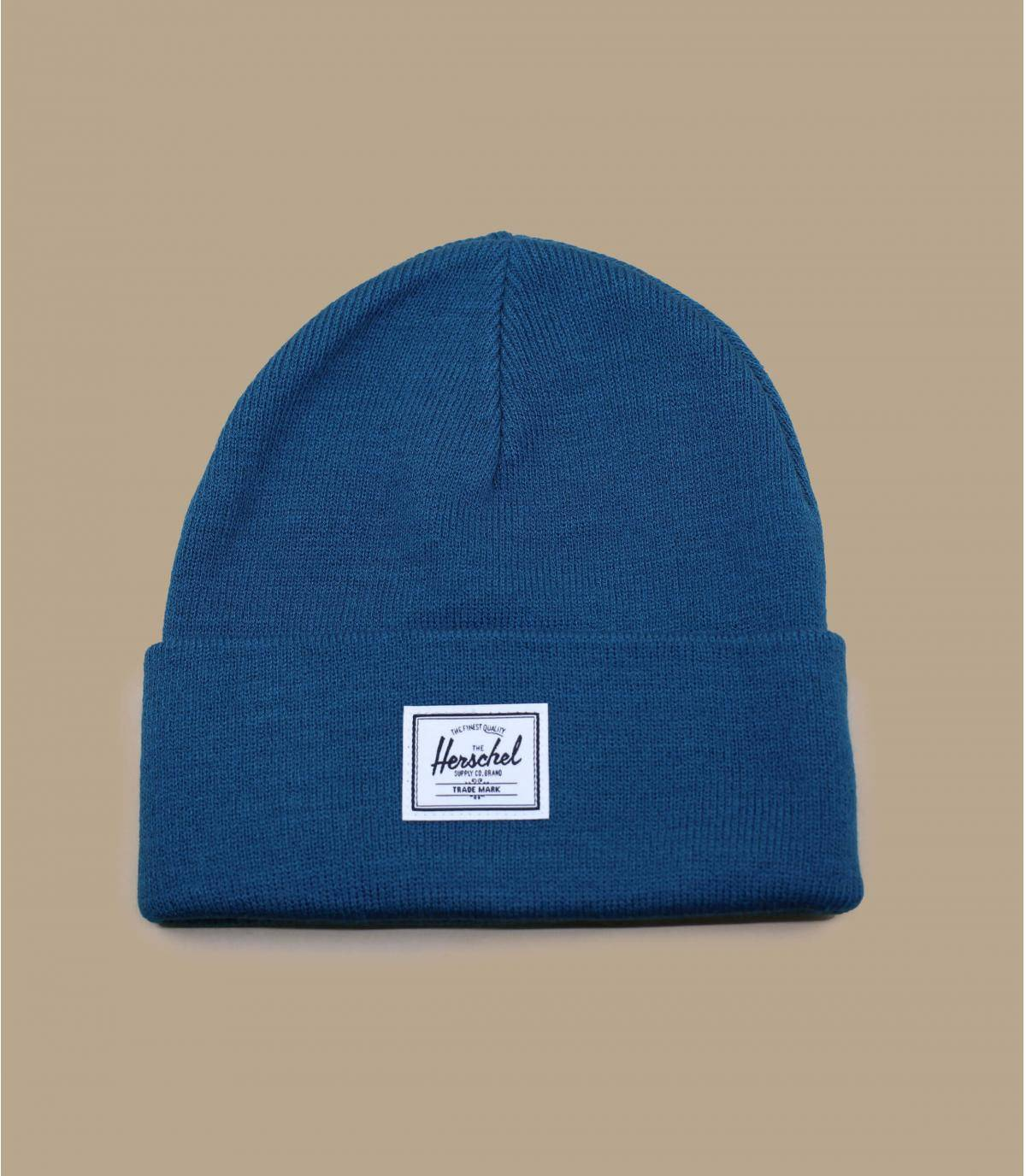 Gorro azul Herschel