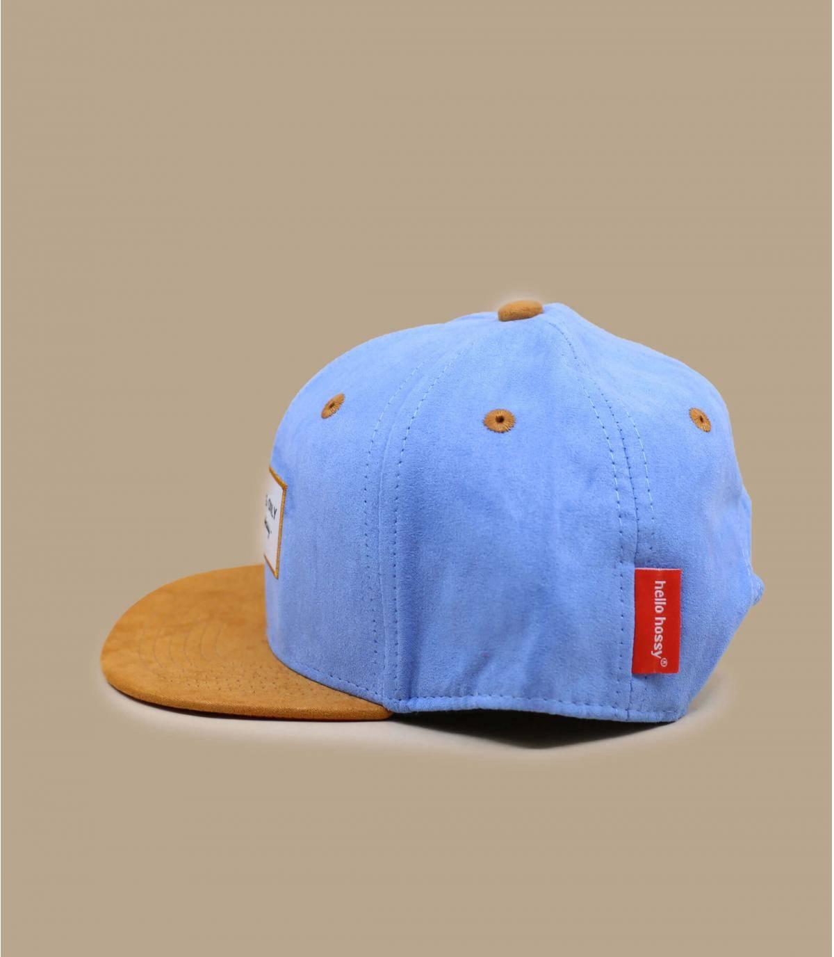 gorra infantil azul