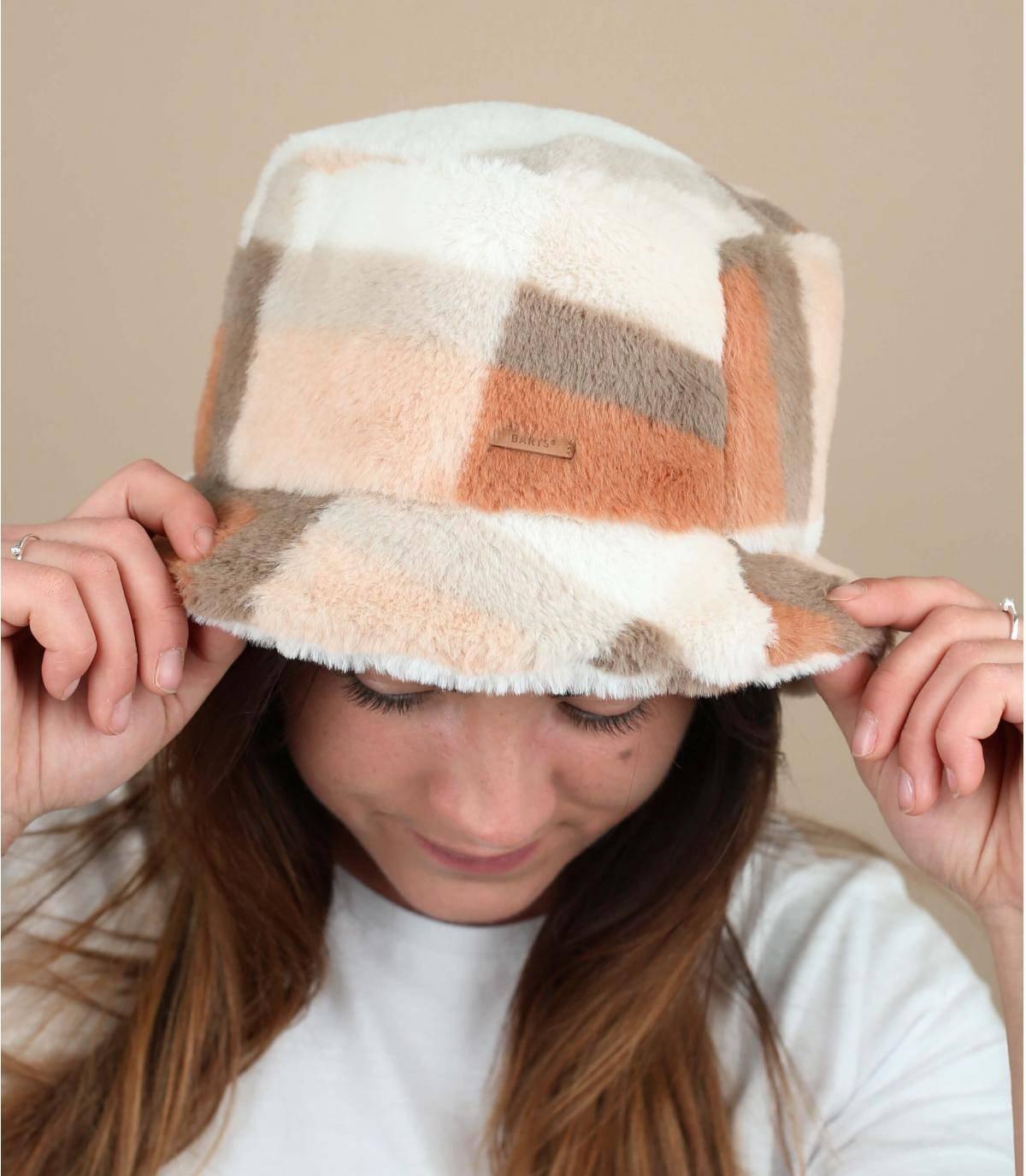 Sombrero de pescador invierno negro