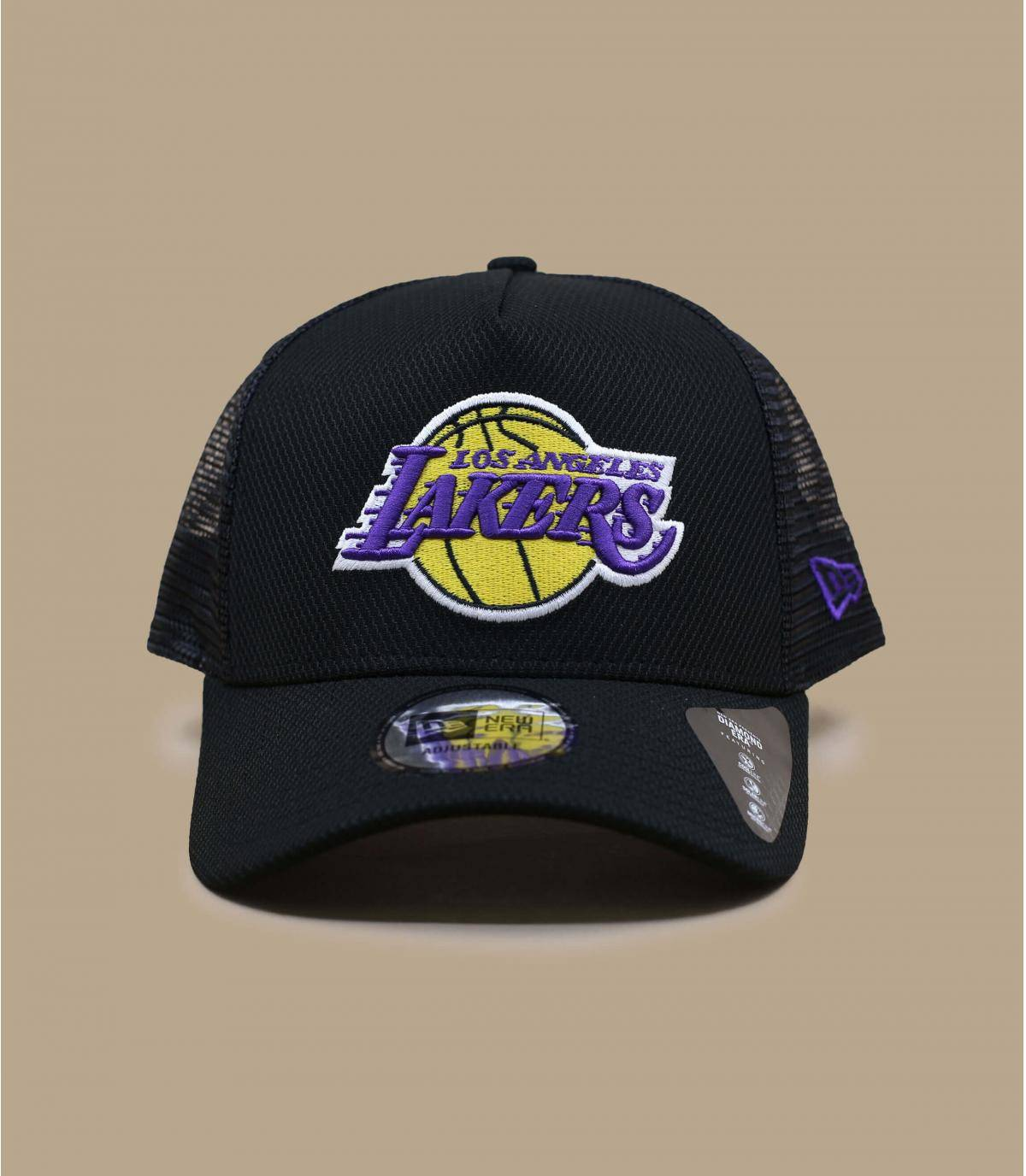 trucker Lakers negra
