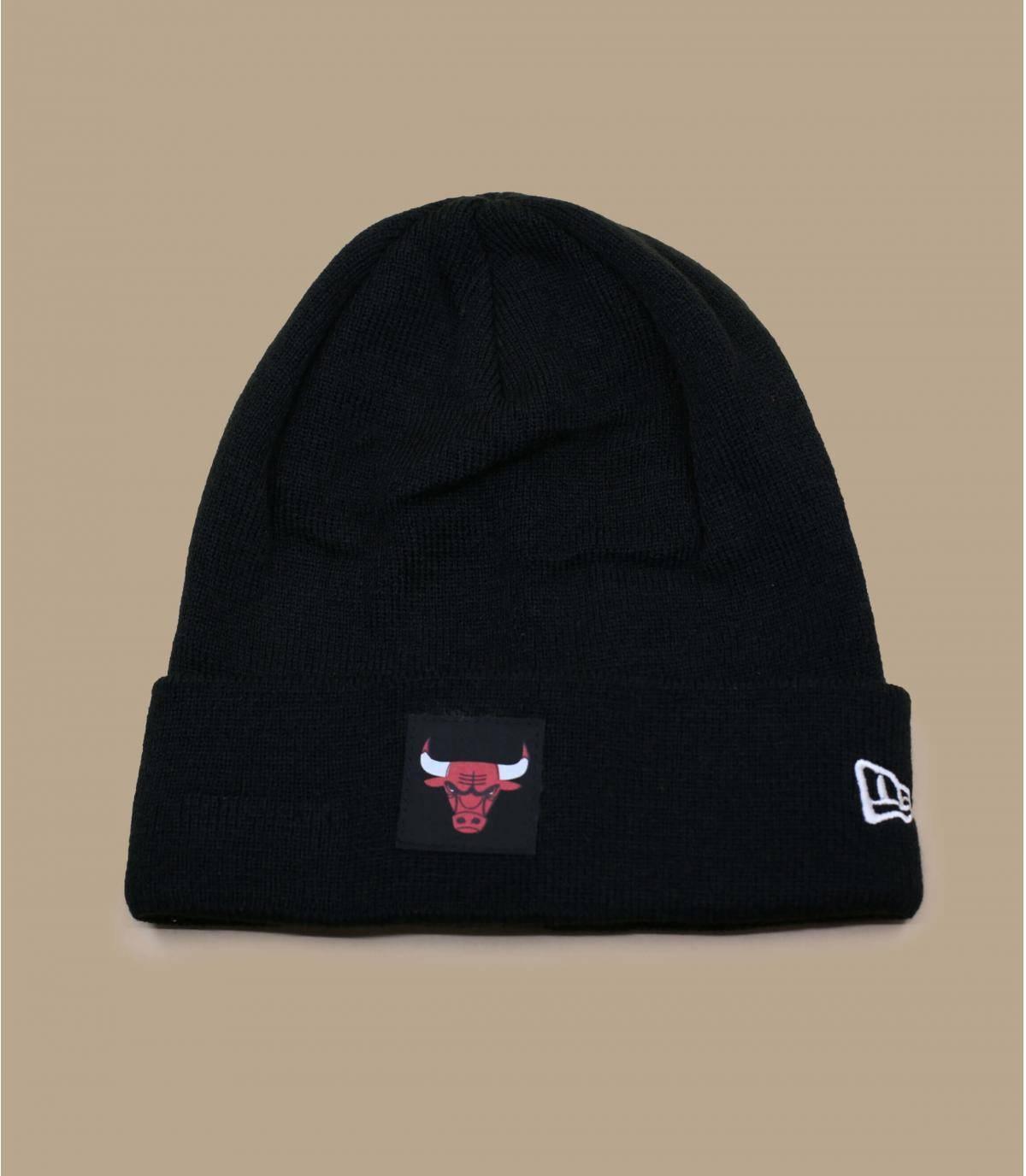 gorro Bulls negro
