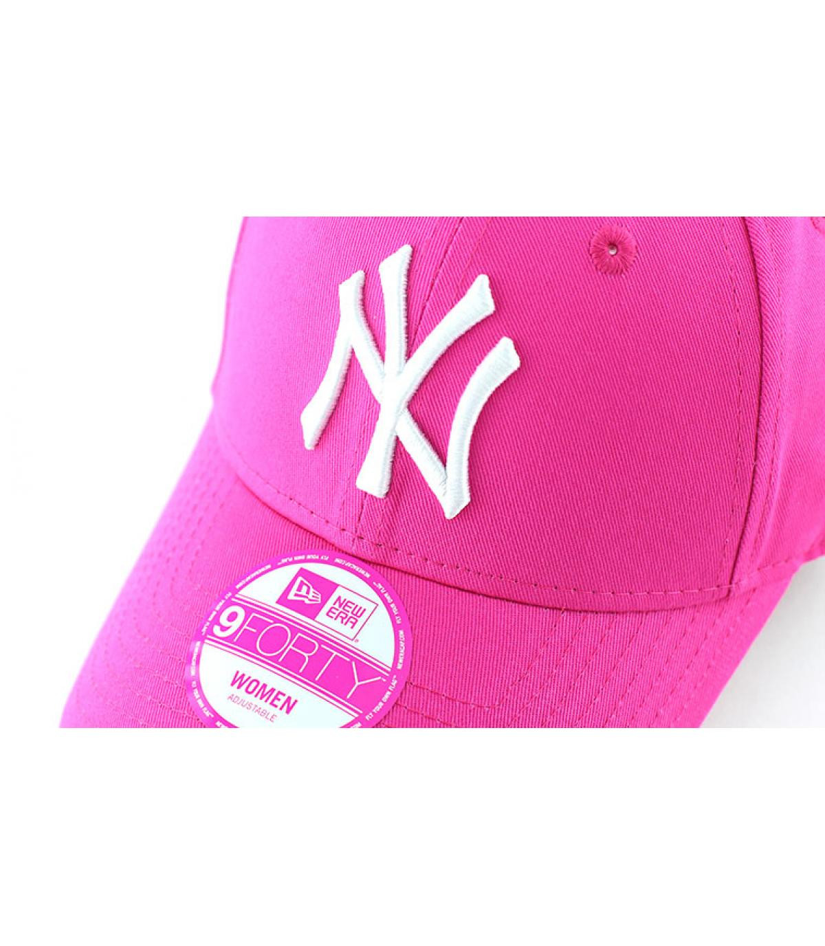 Detalles  NY 9Forty pink imagen 2