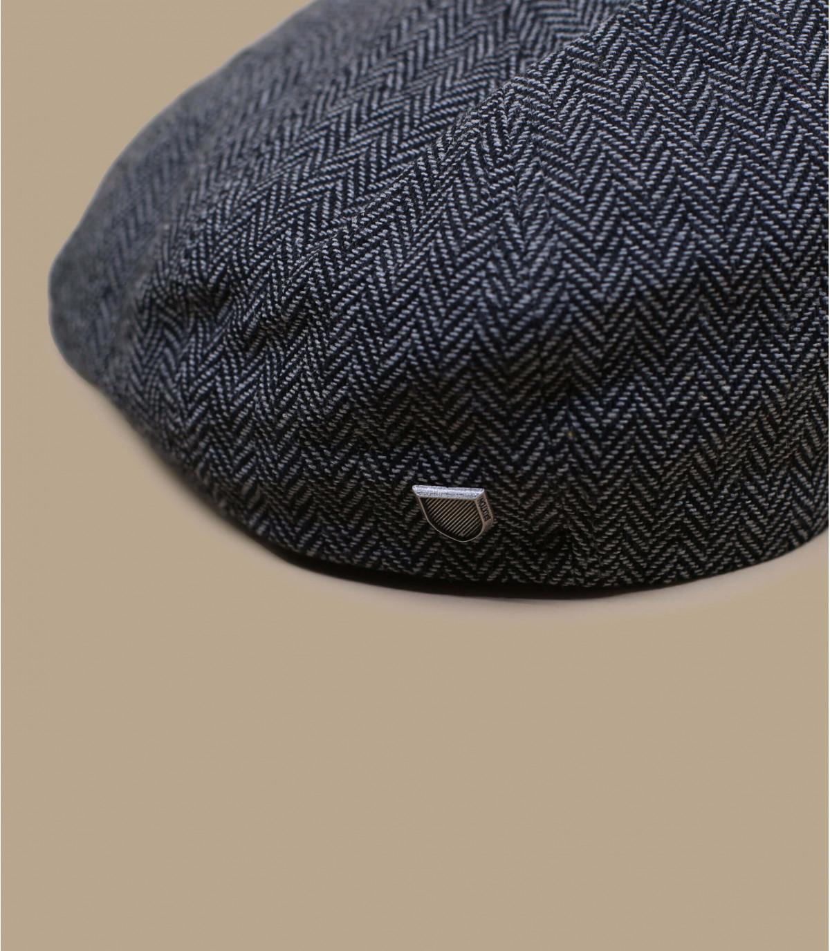Detalles Brood grey negro herringbone wm imagen 2