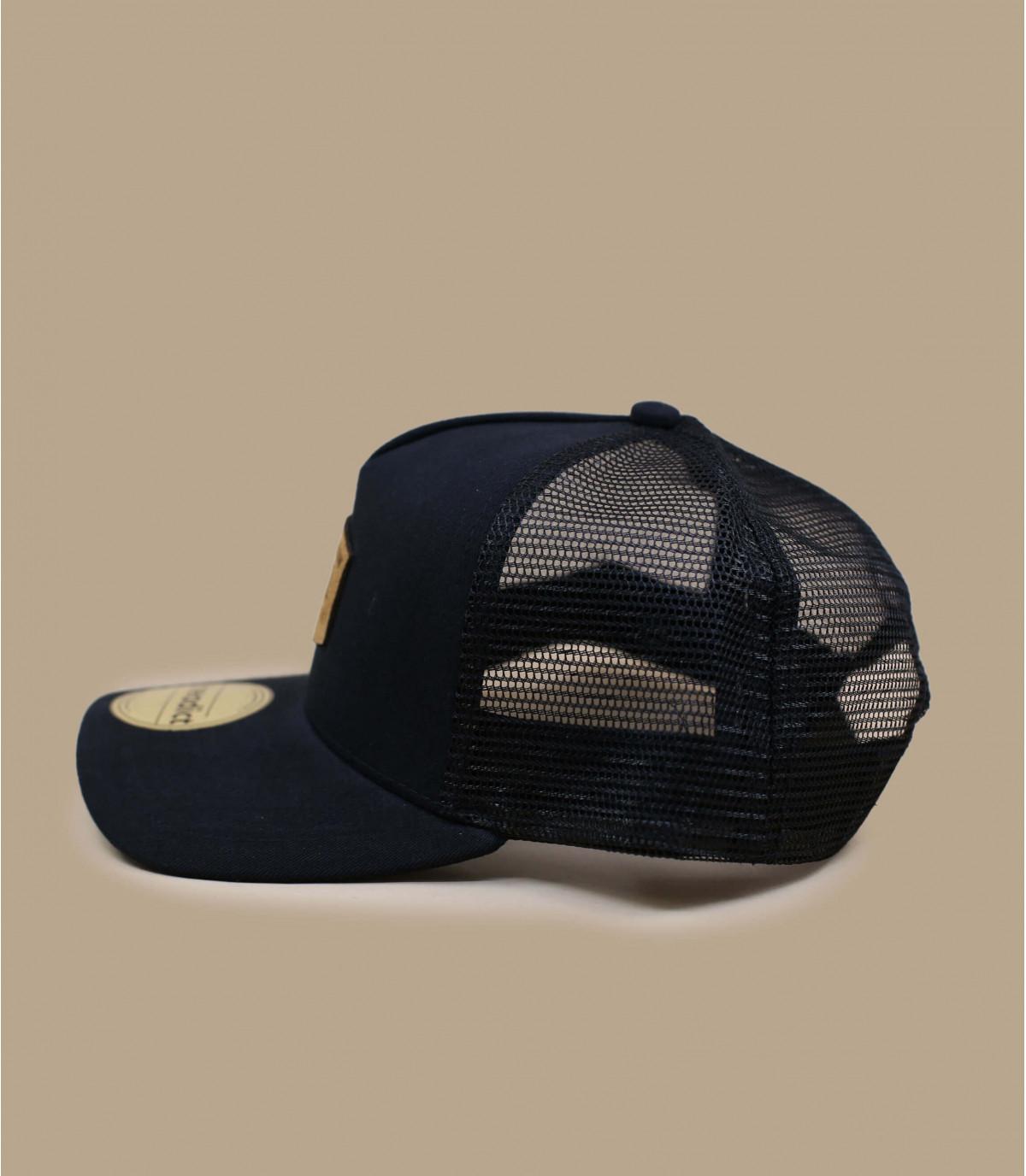 gorra negro Combi