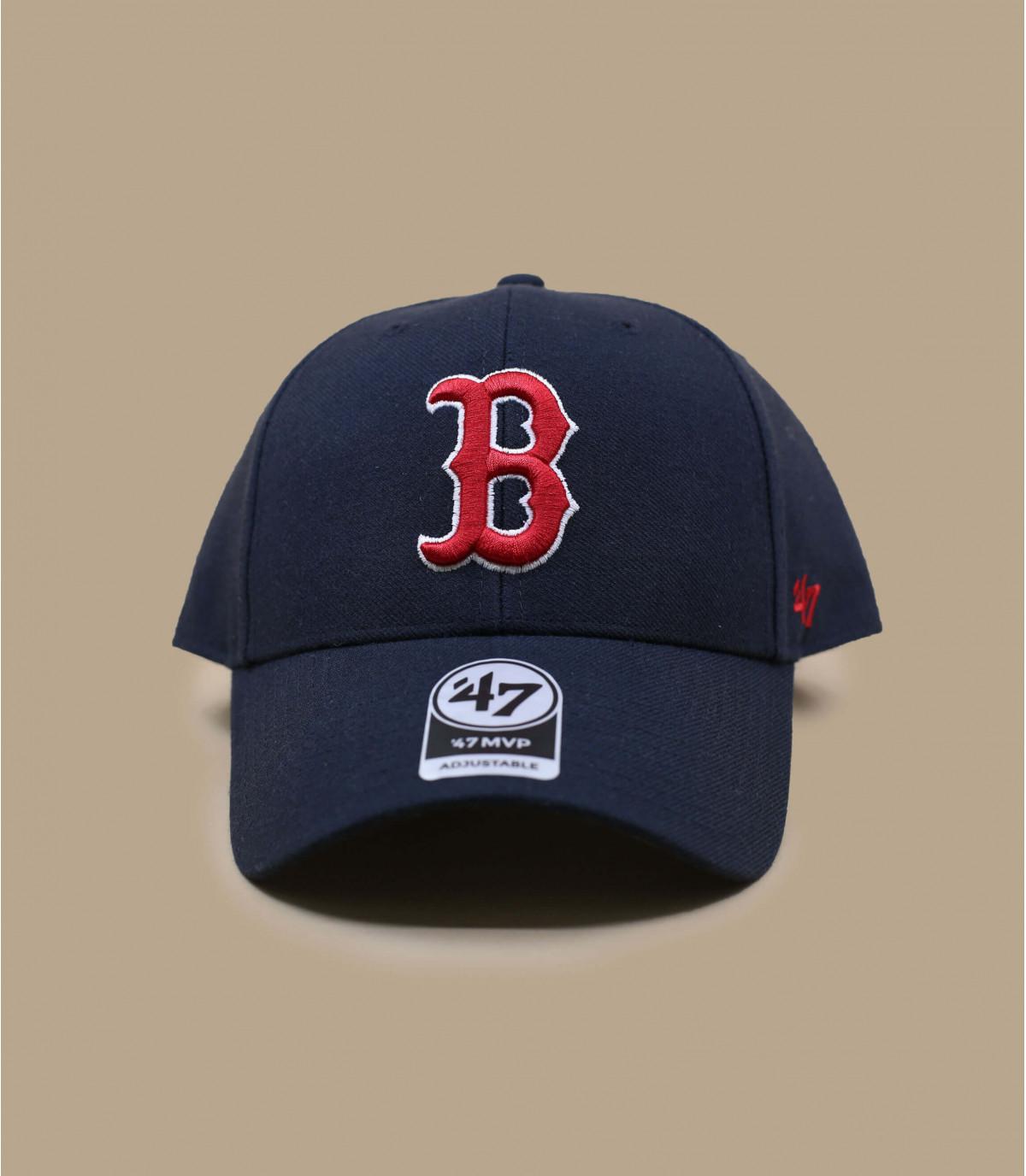 Red Sox de la marina de guerra tapón B
