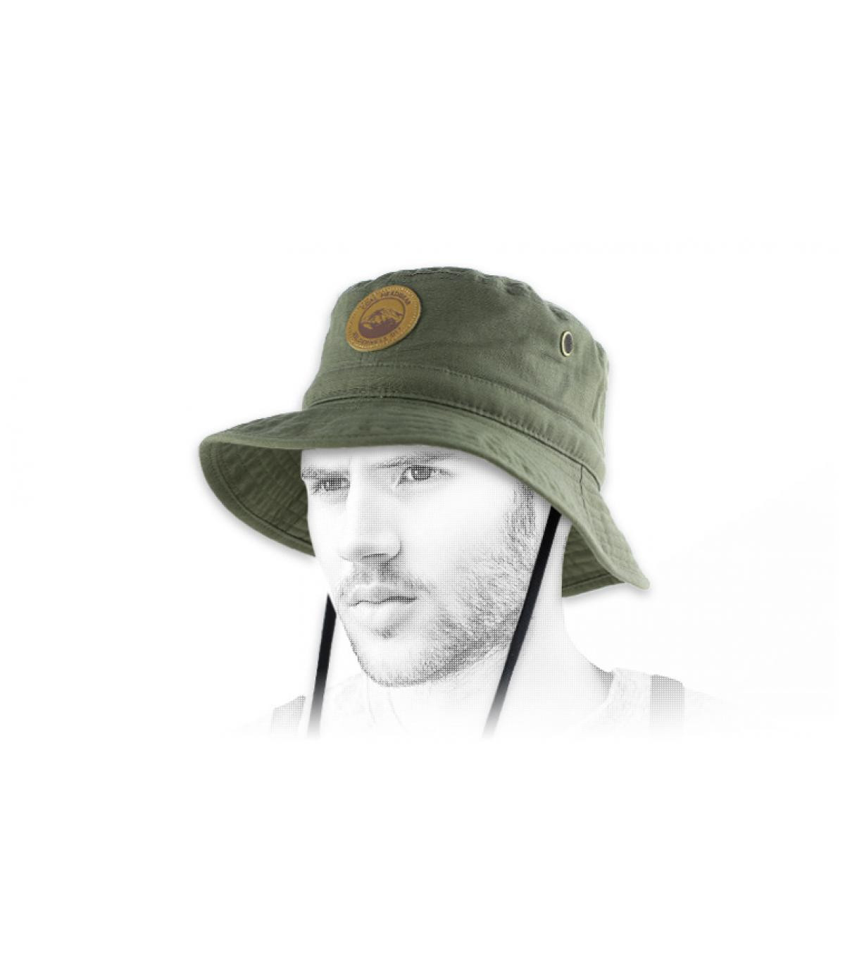 sombrero bob verde Coal