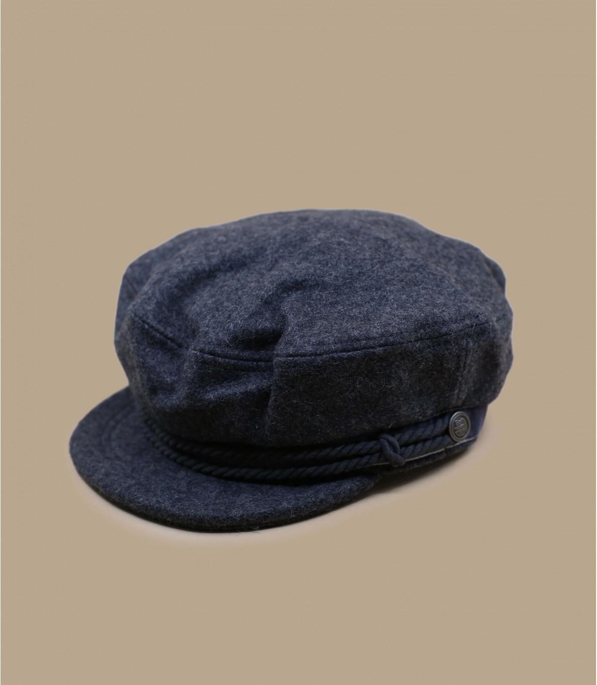 gorra marinera niño gris