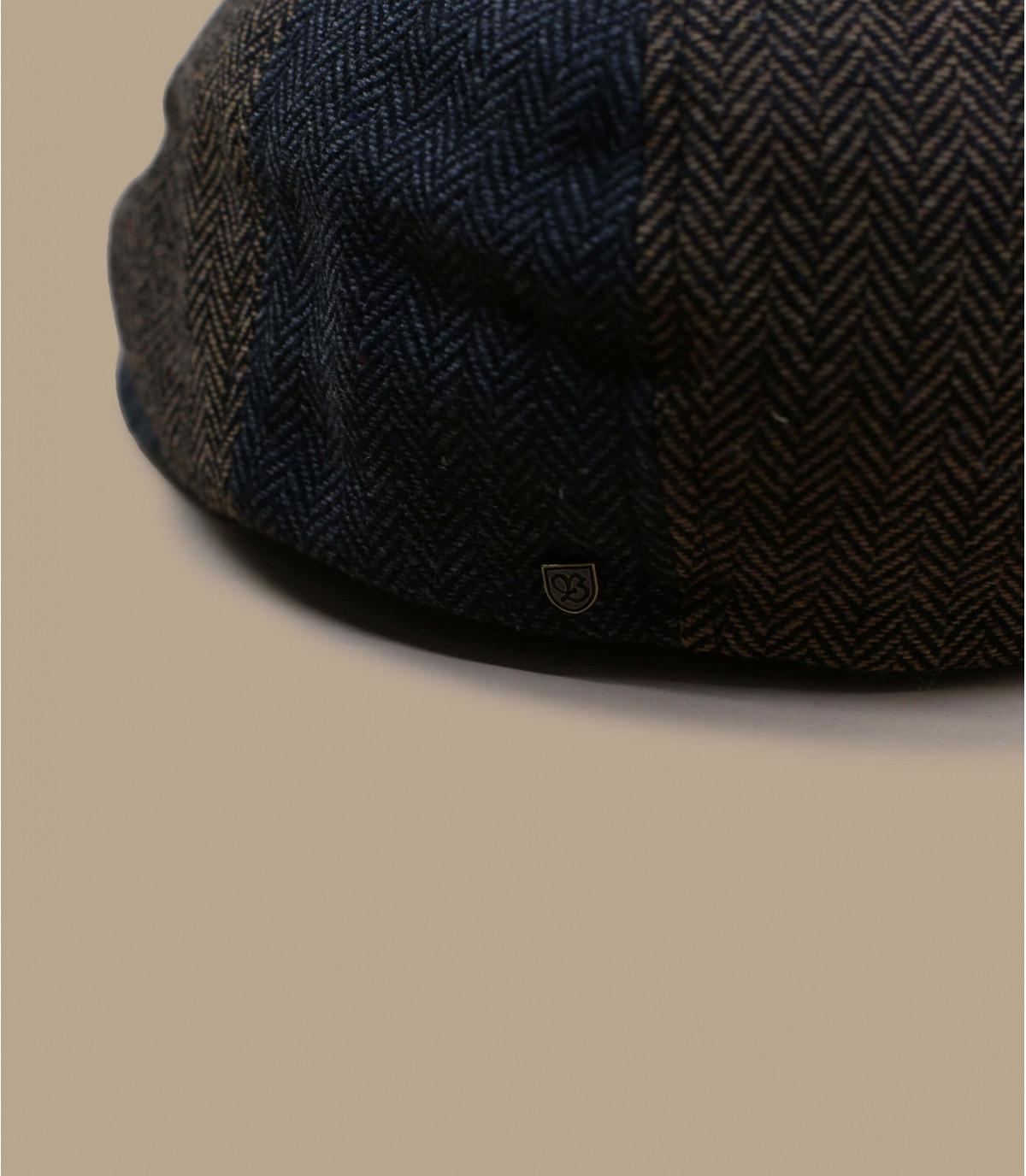 Detalles Brood brown grey imagen 2