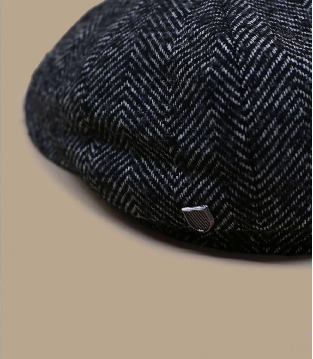 gorra repartidor gris jaspeado