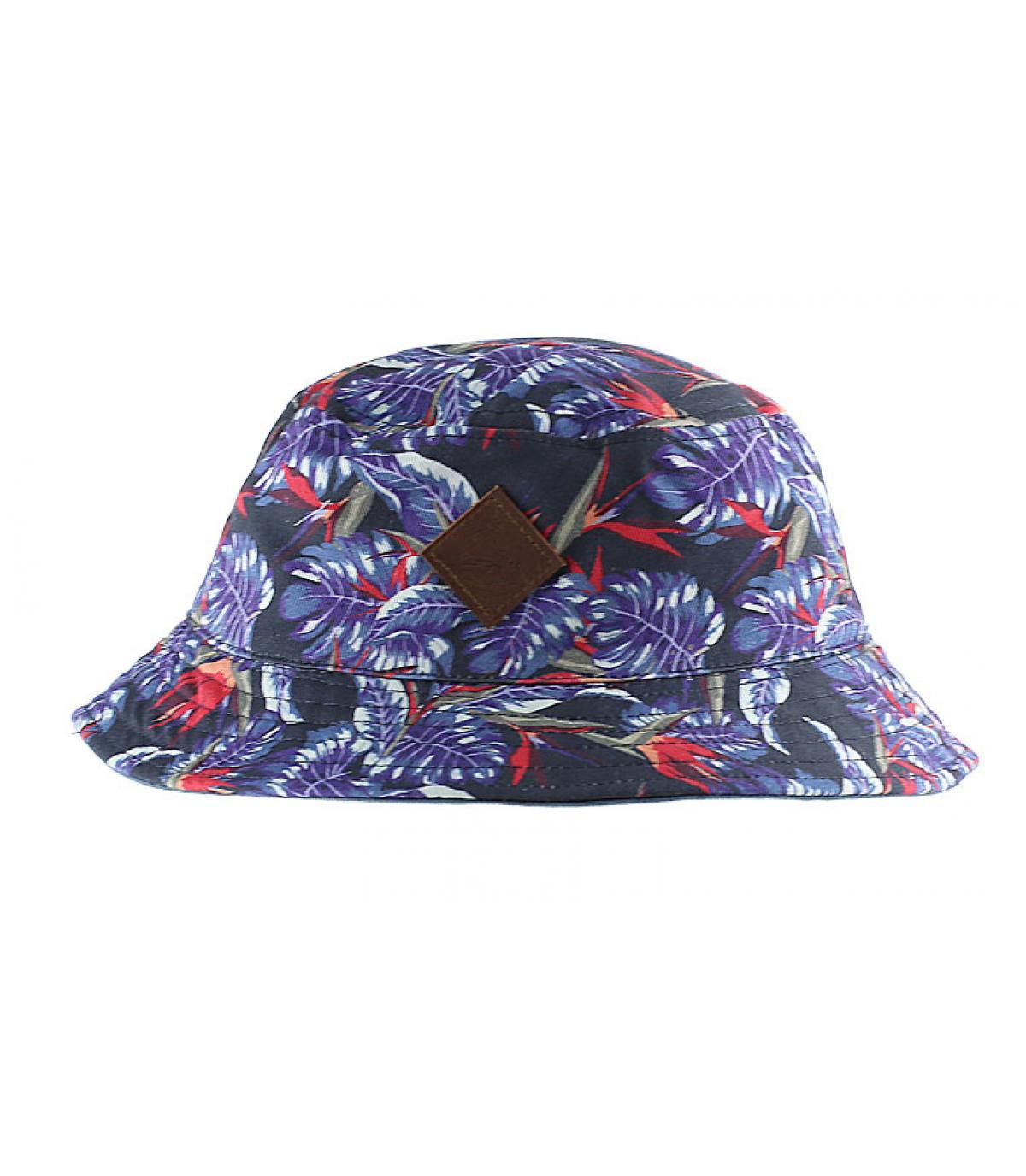Sombrero de pescador niño Barts stampato flores