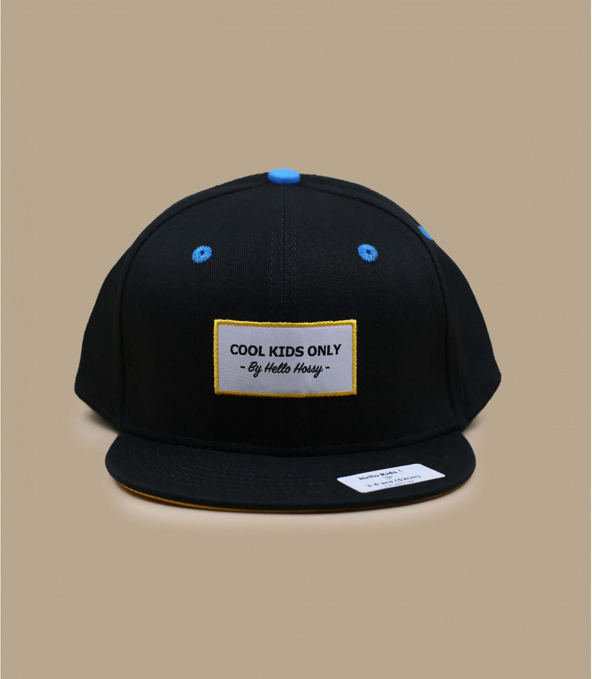 22150bf7 Snapback negra - Compra/venta de Snapbacks negras. Primera sombrerería en  línea. Entrega en 48/72horas.