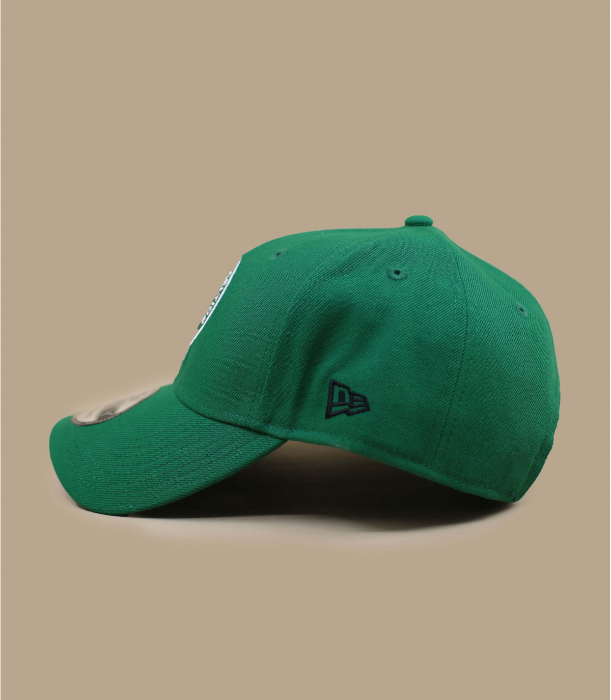 Celtics curva CAP verde