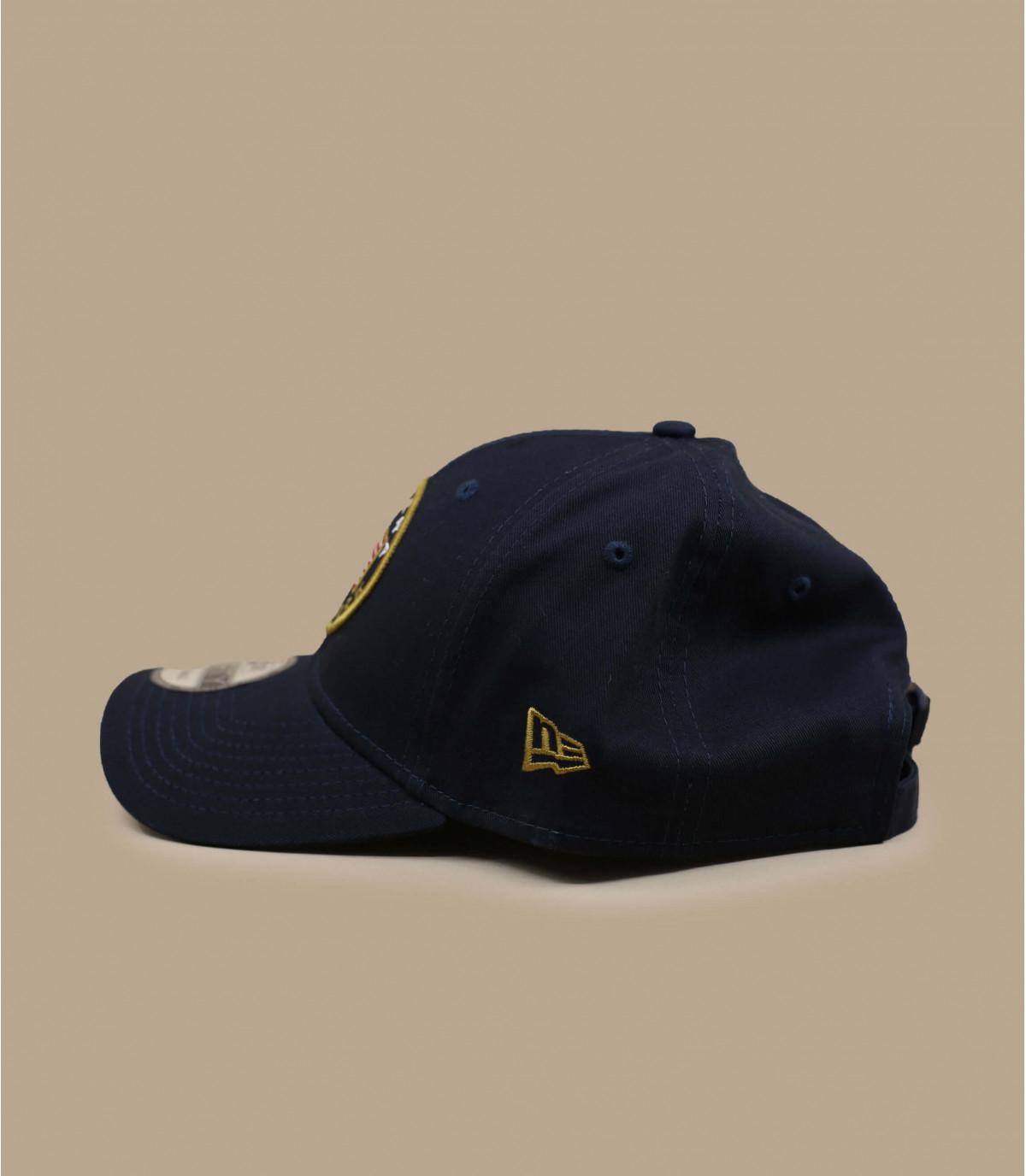 gorra bandera USA azul