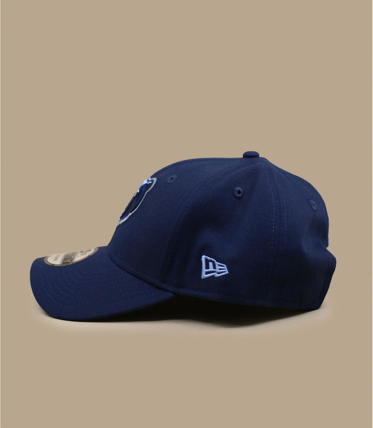 gorra Grizzlies azul marino - NBA The League Grizzlies de New Era ... 2c9d885eba1