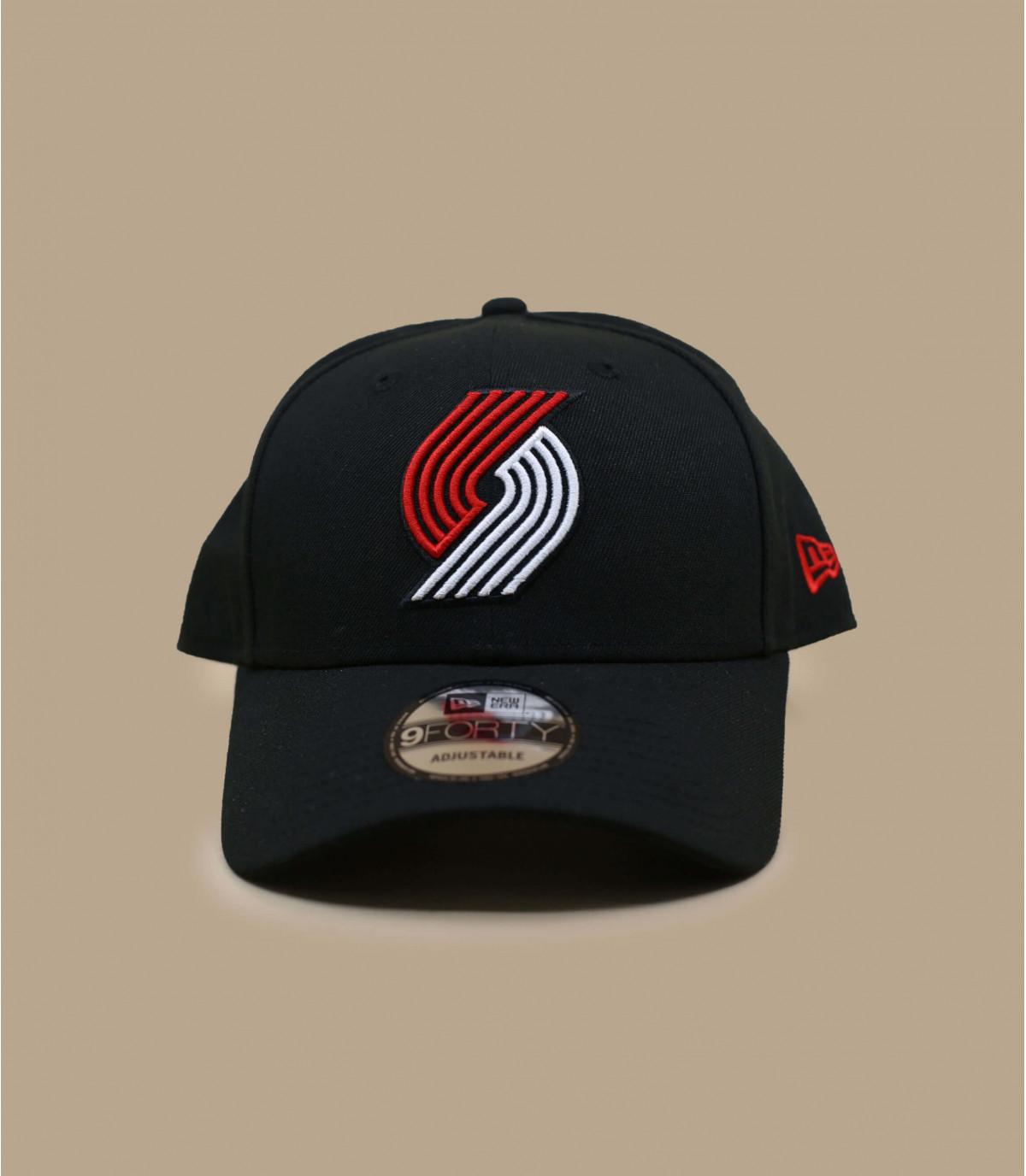 curva CAP negro Trailblazers
