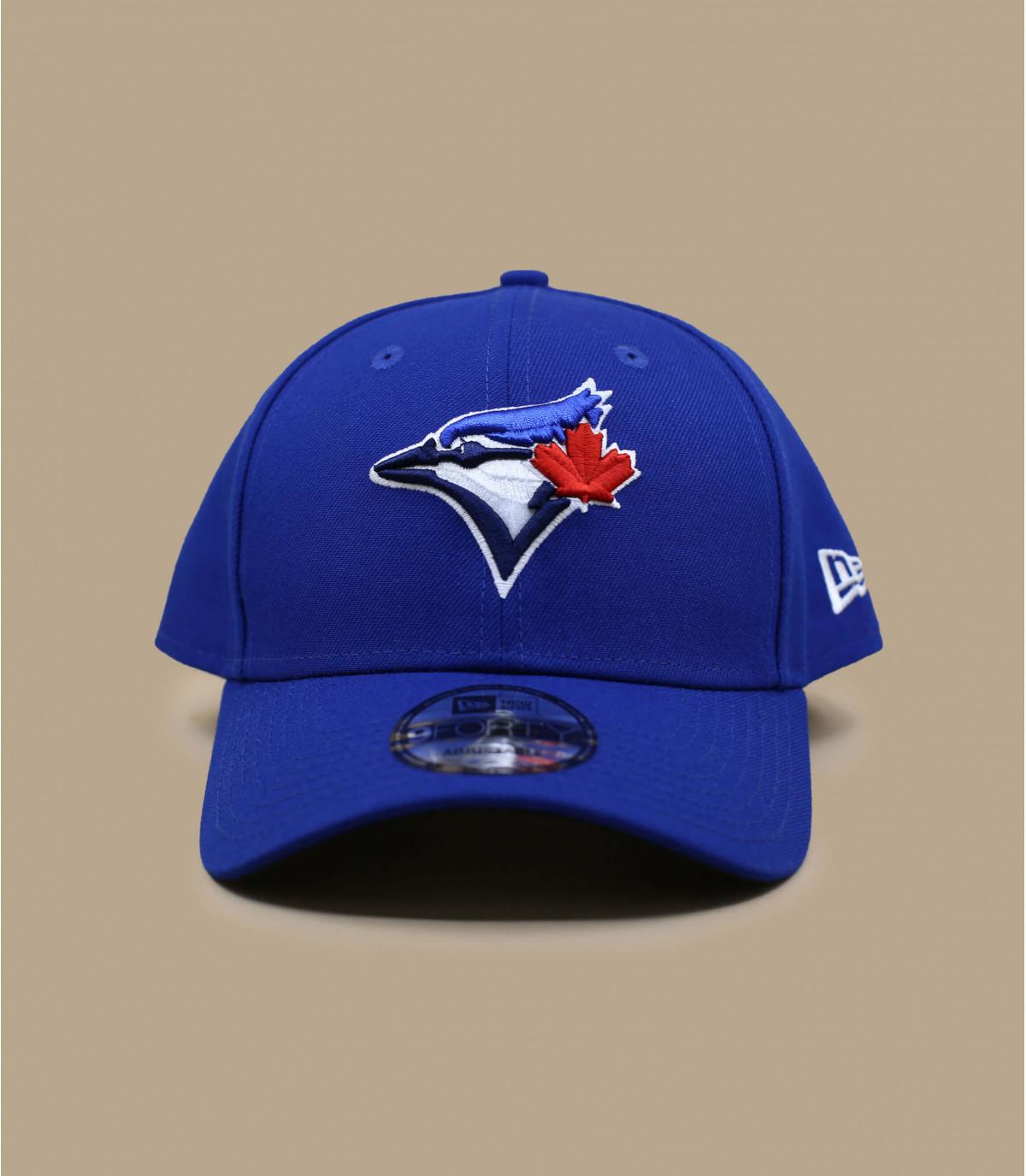 curva de tapa de Toronto Blue