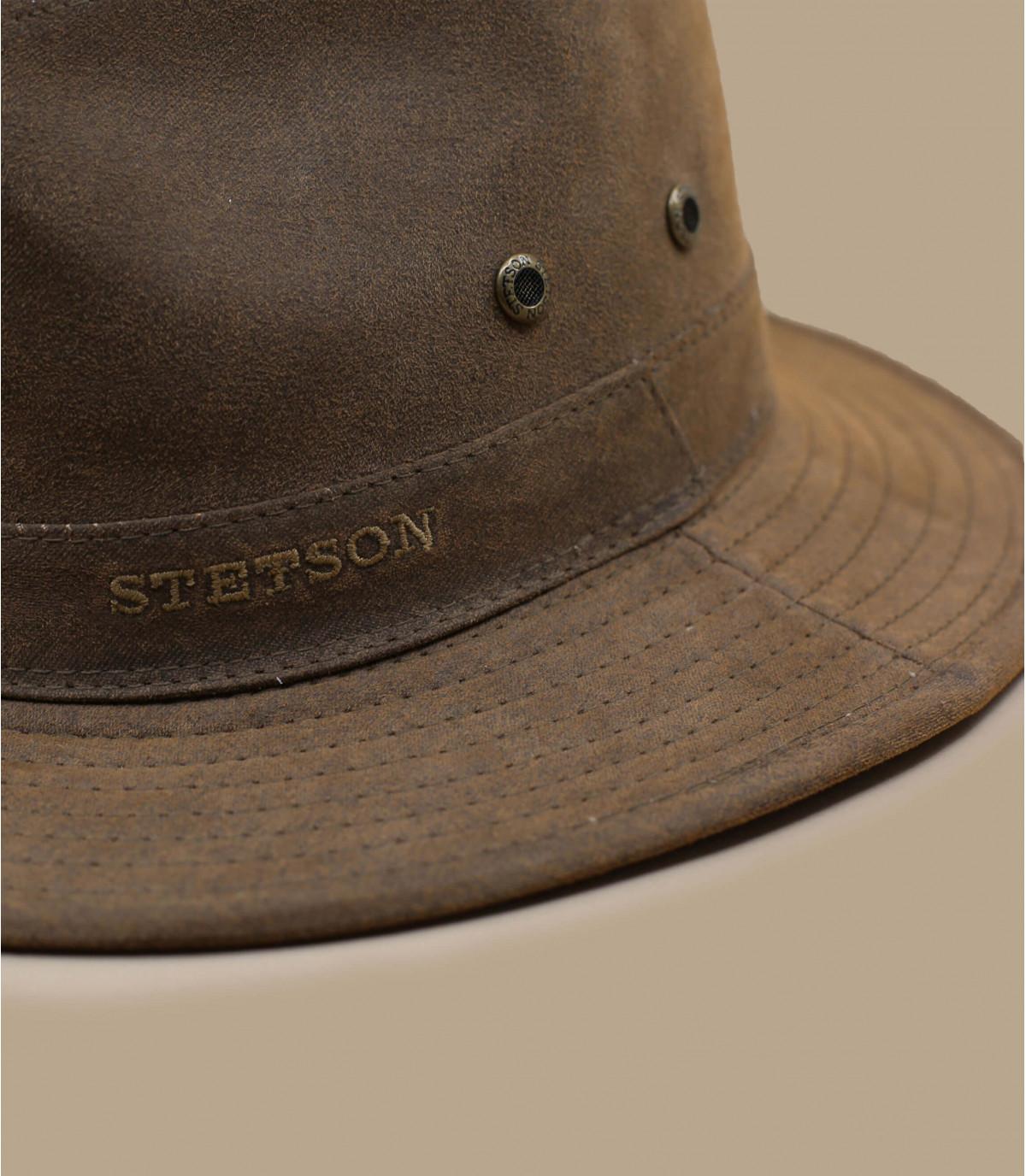 sombrero algodón Stetson