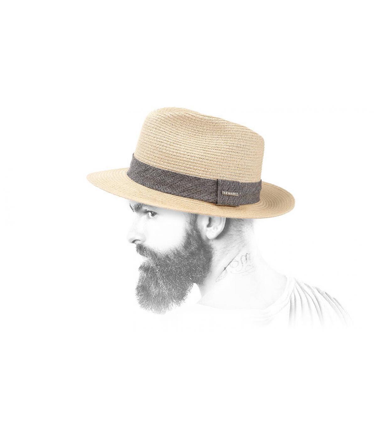 Sombrero paja hombre Stetson