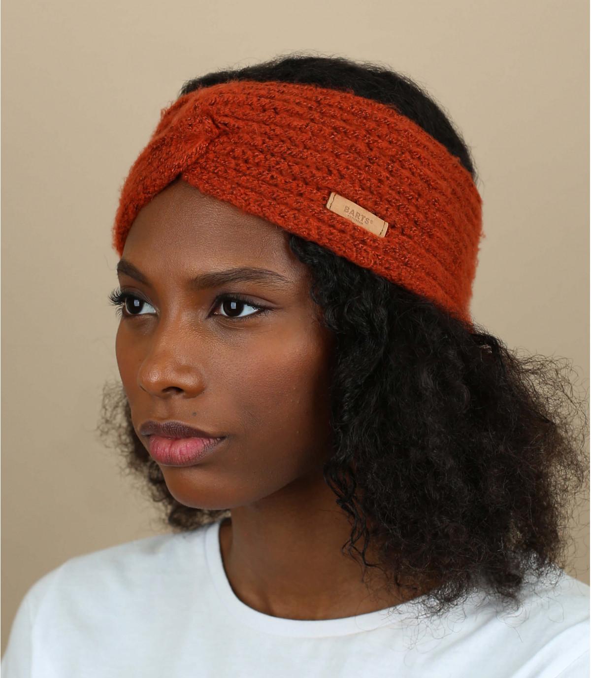 Cinta invierno naranja