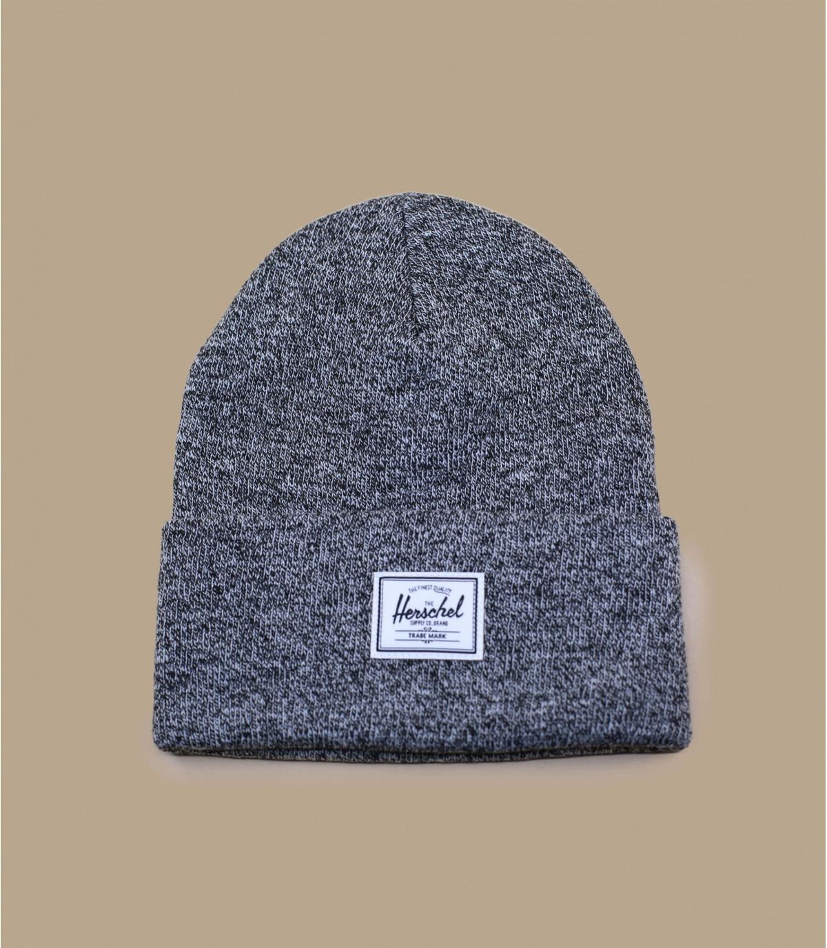 Herschel moteado negro gorra