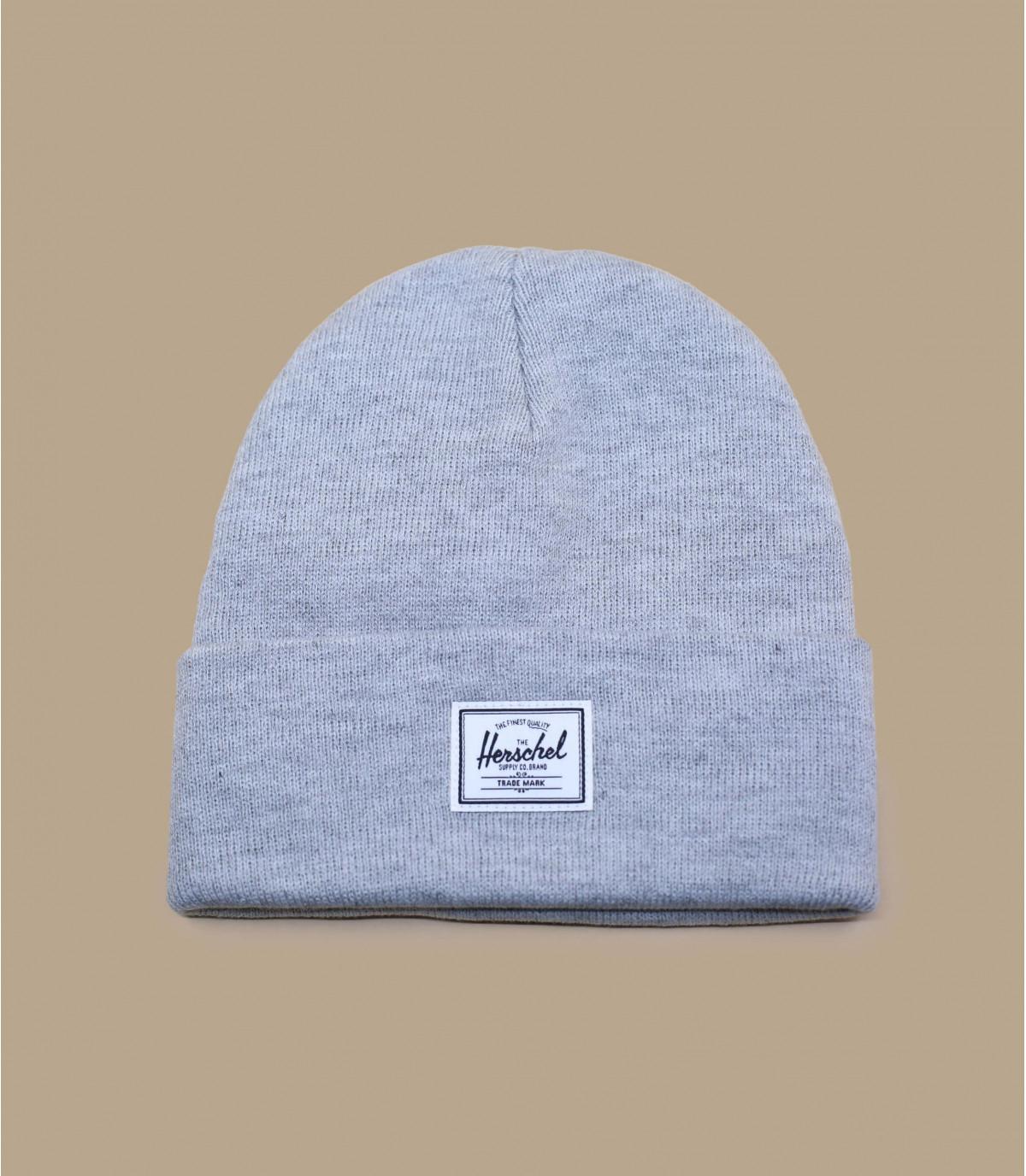 Herschel gorra gris brezo