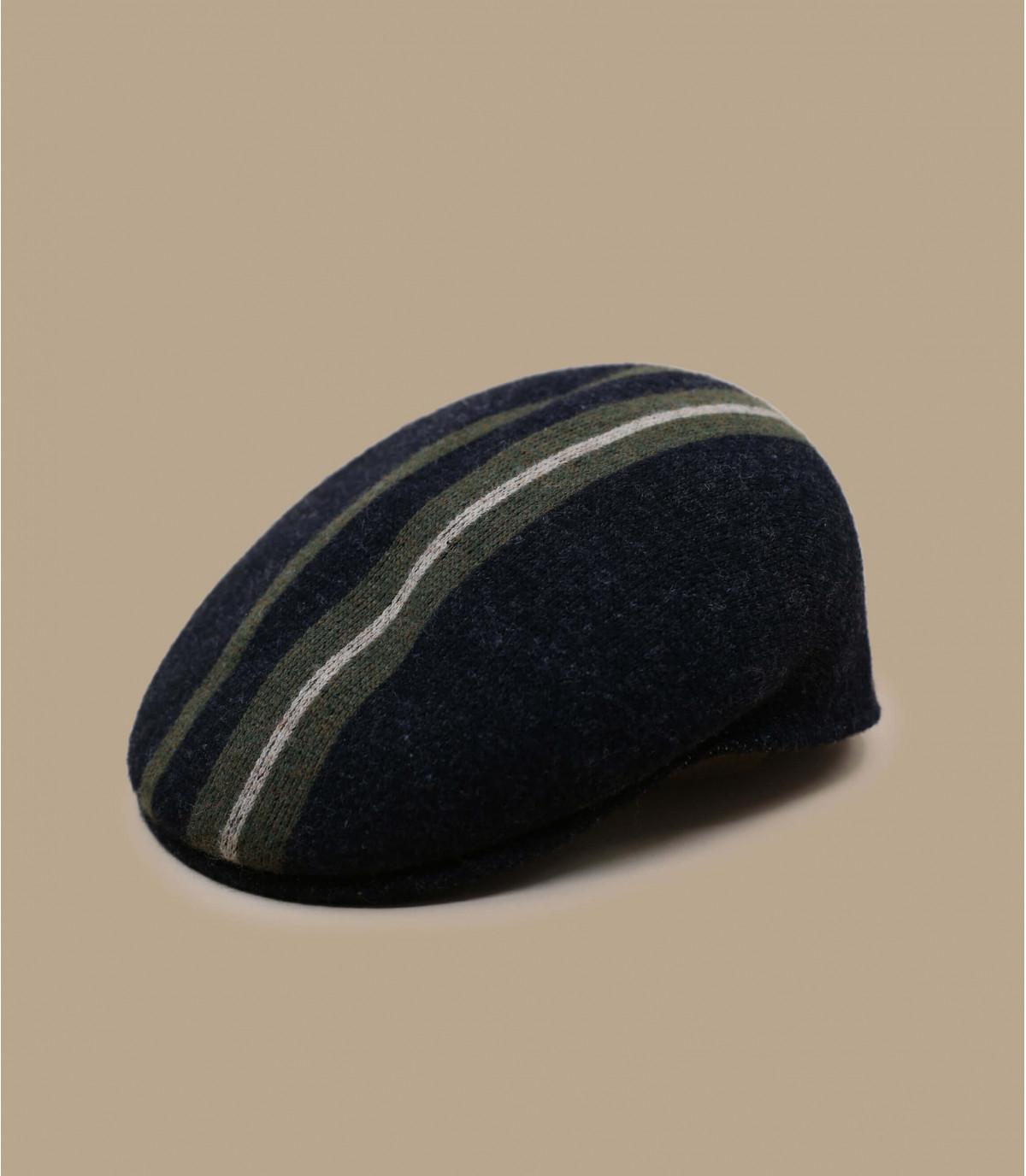 gorra Kangol raya negro