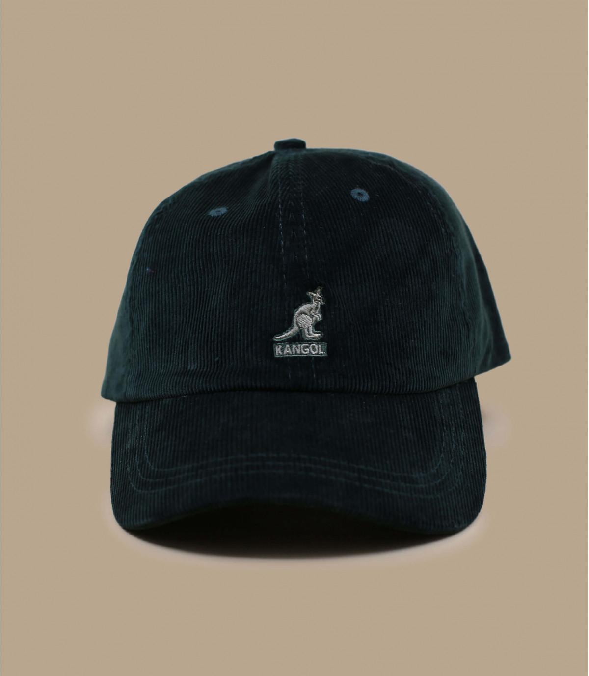 gorra pana verde Kangol