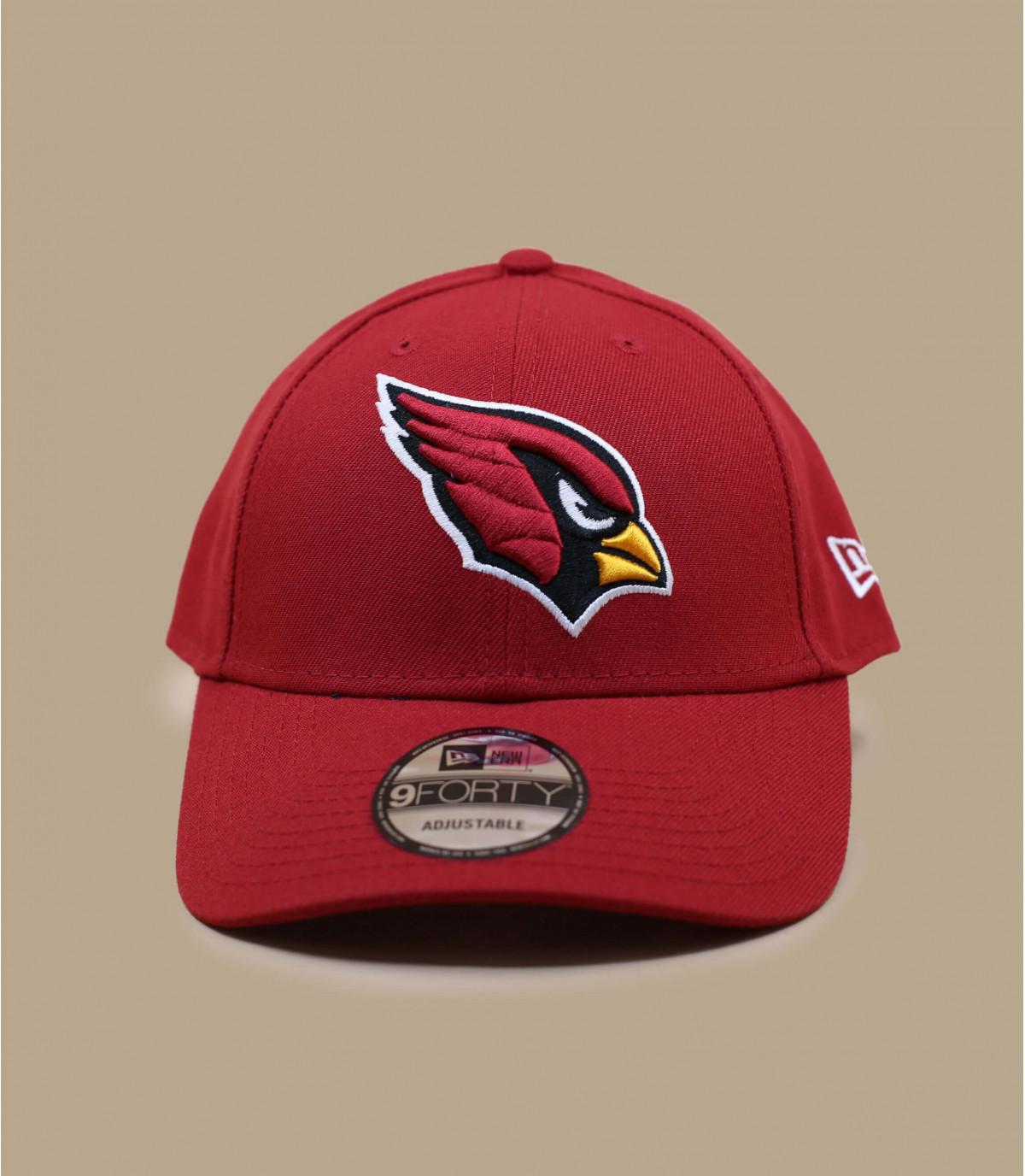 gorra Cardinals granate