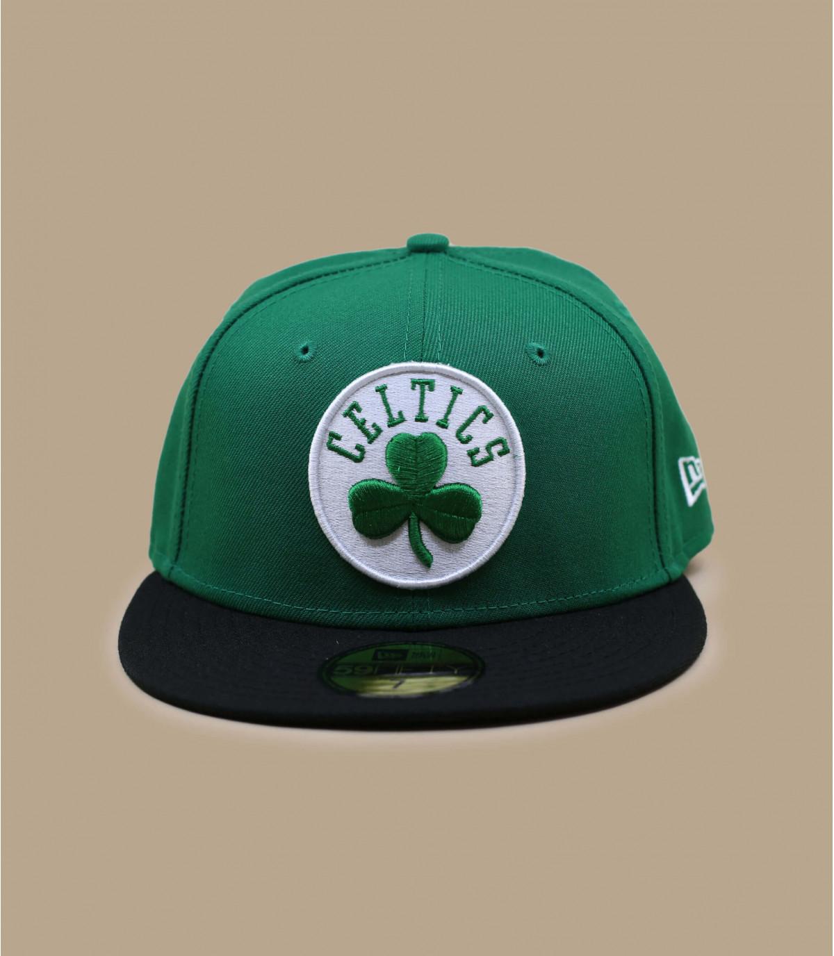 Green Boston Celtics Cap