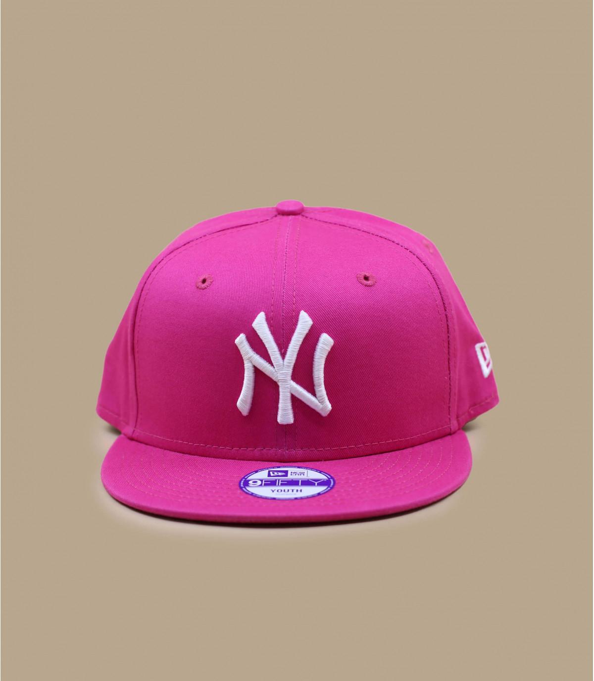 Snapback niño ny rosa